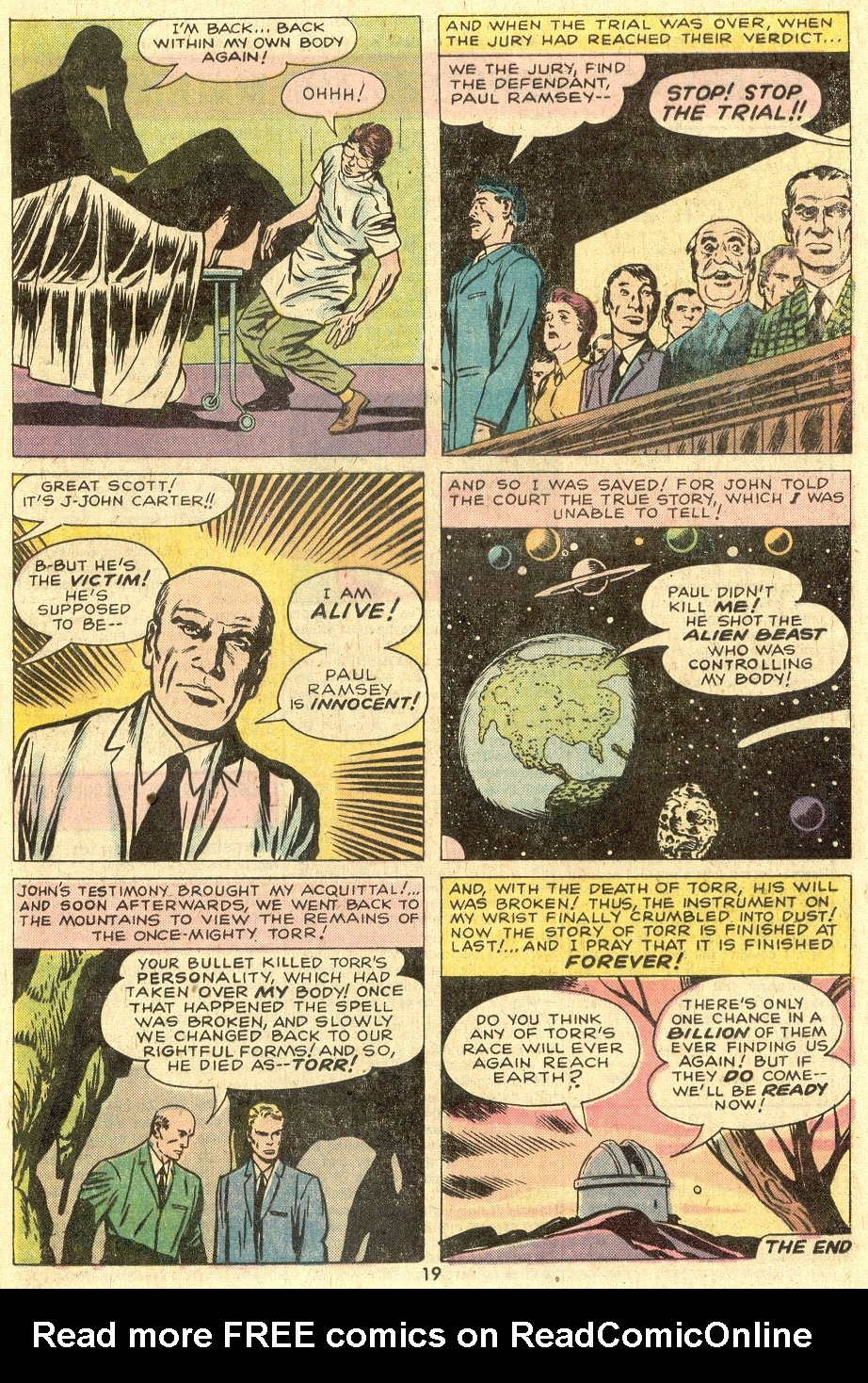 Strange Tales (1951) issue 175 - Page 14