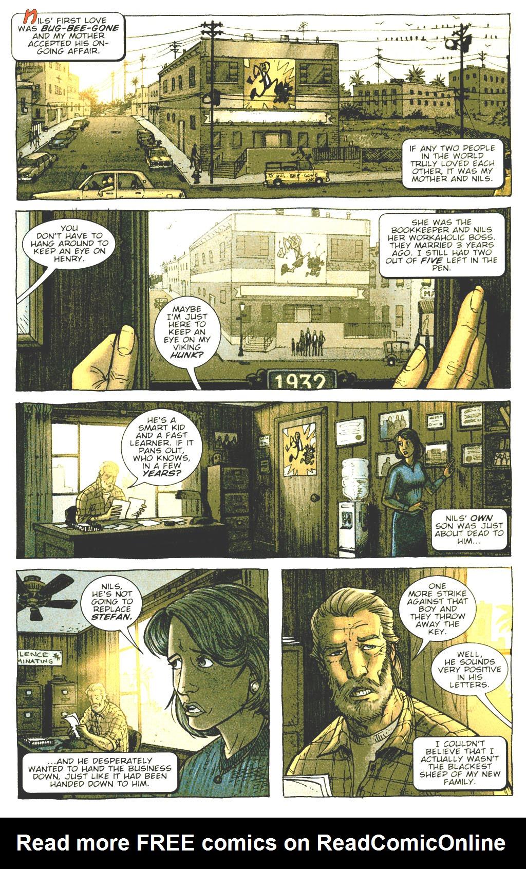 Read online The Exterminators comic -  Issue #1 - 9