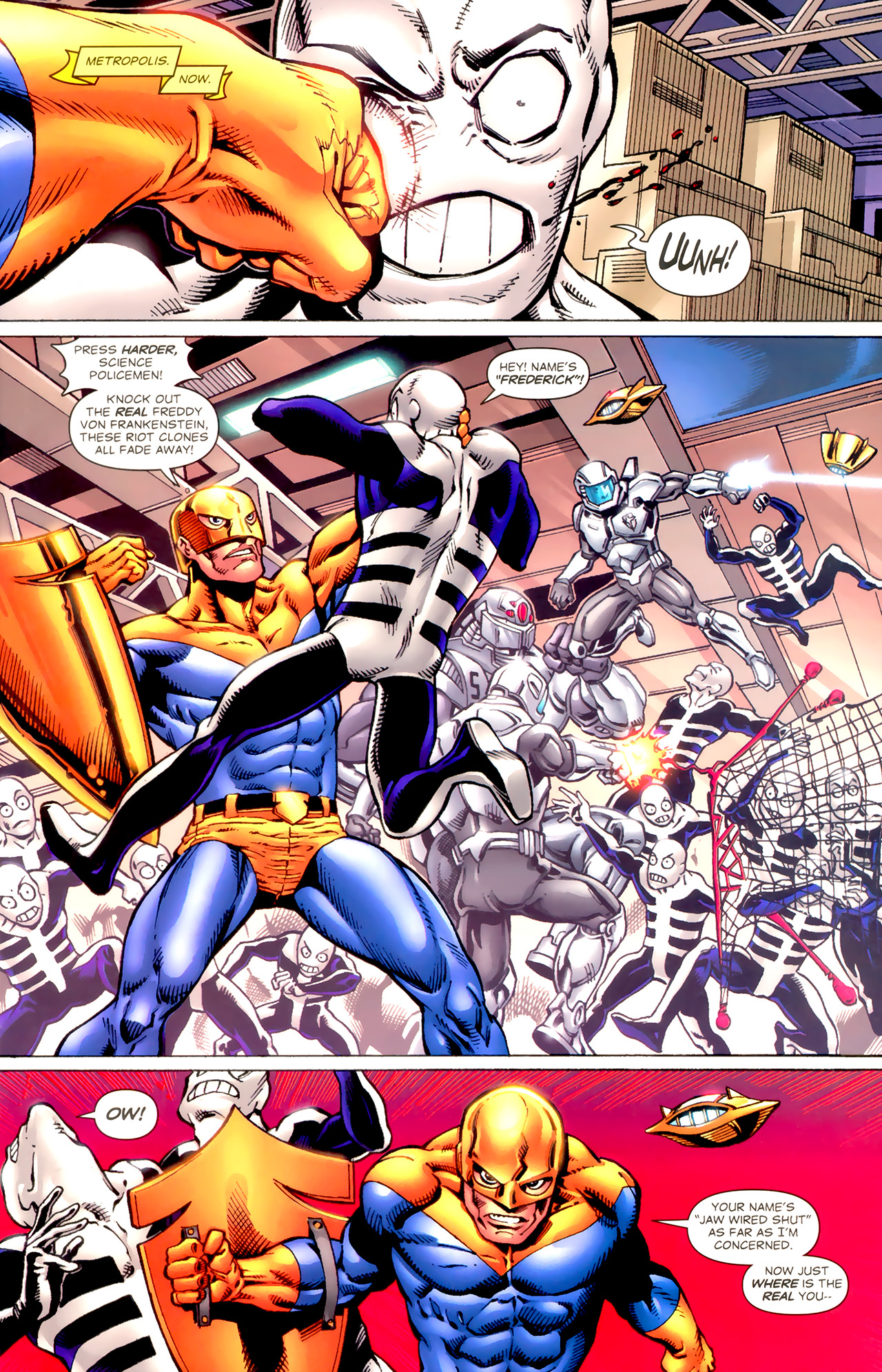 Read online World's Finest (2009) comic -  Issue #2 - 5