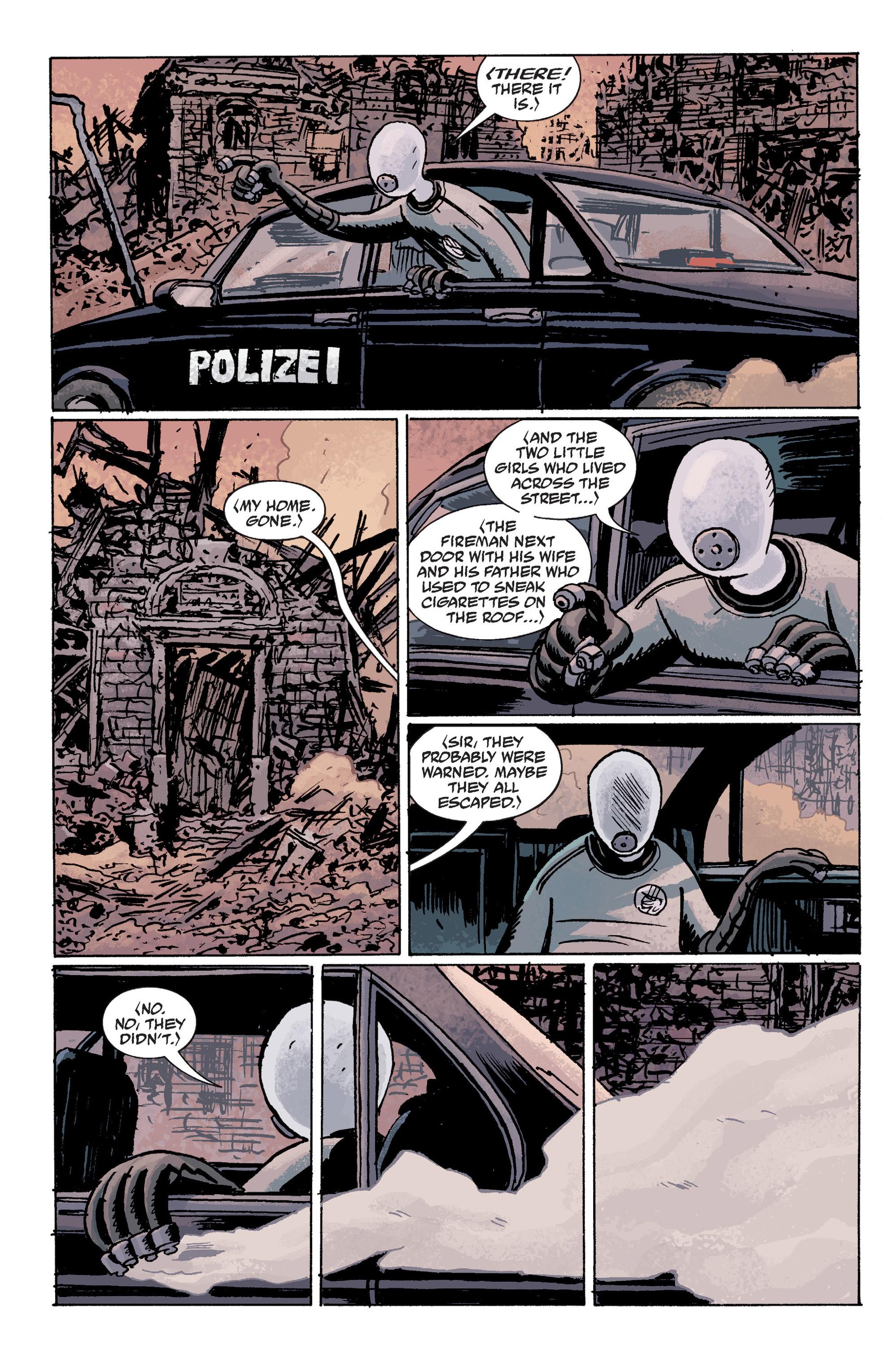 Read online B.P.R.D. (2003) comic -  Issue # TPB 10 - 128