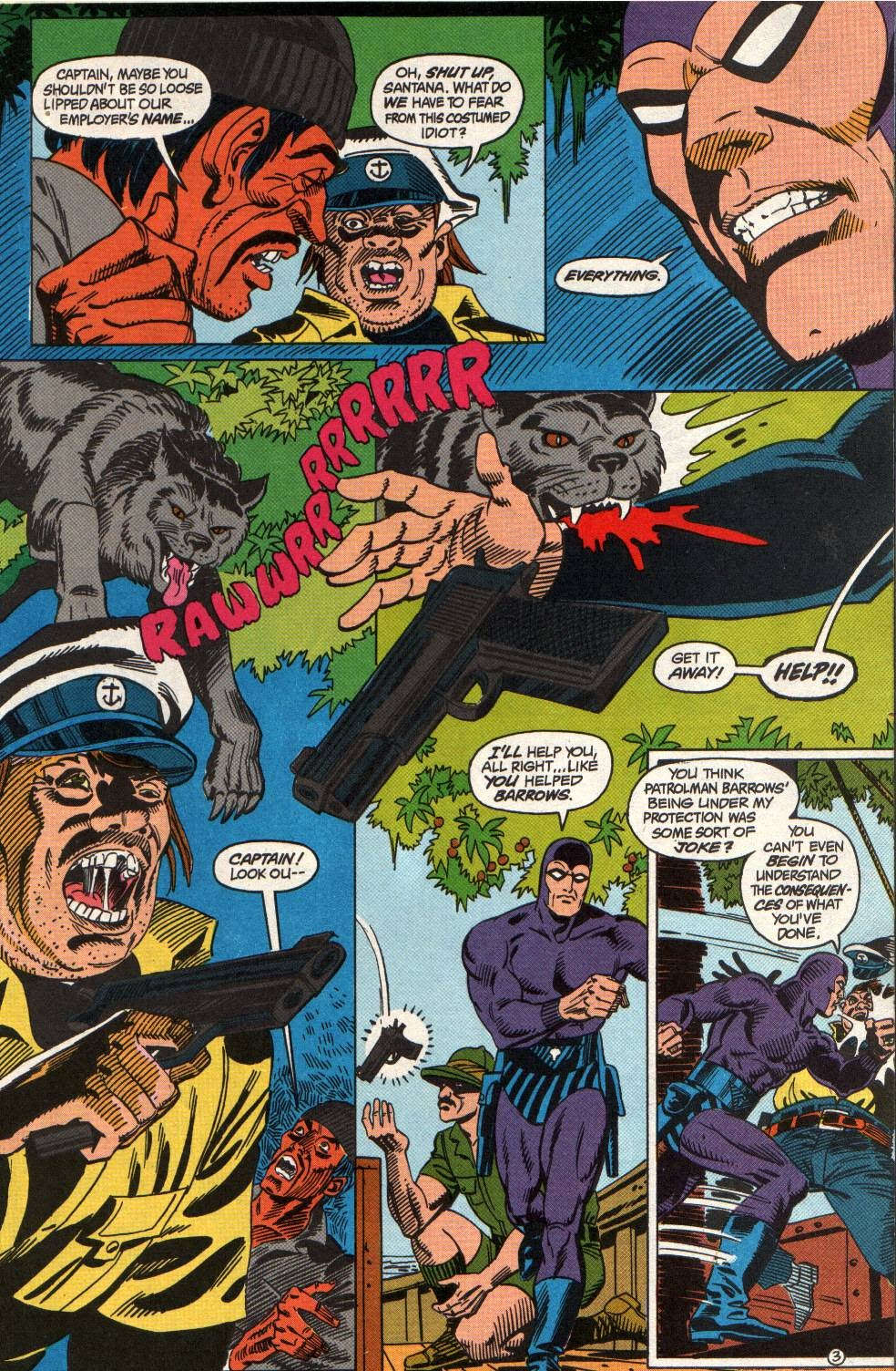 Read online The Phantom (1988) comic -  Issue #2 - 5