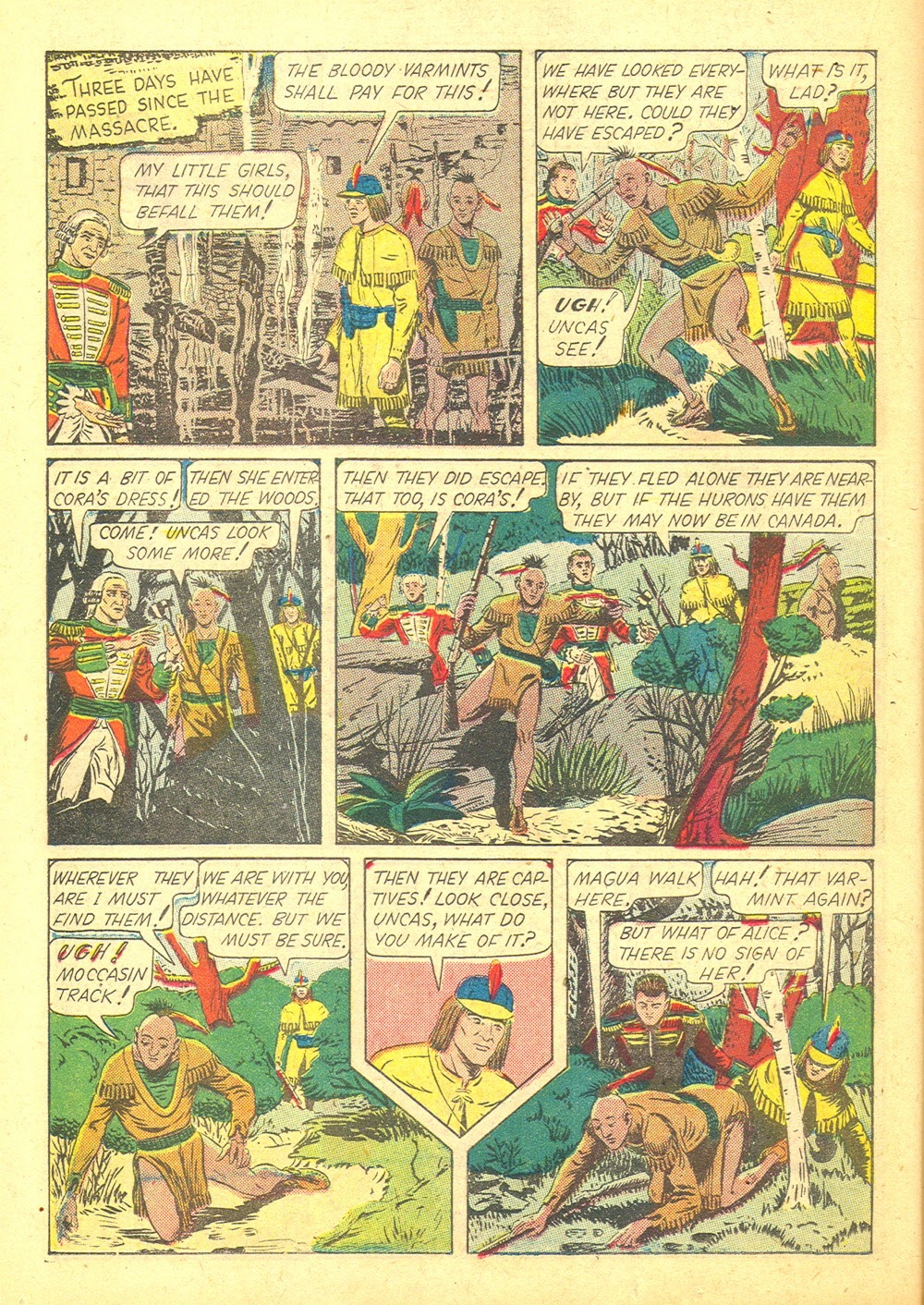 Classics Illustrated issue 4 - Page 34