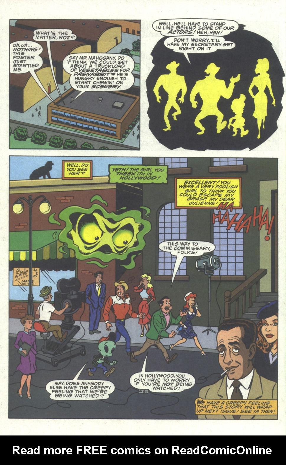 Read online Simpsons Comics comic -  Issue #21 - 31