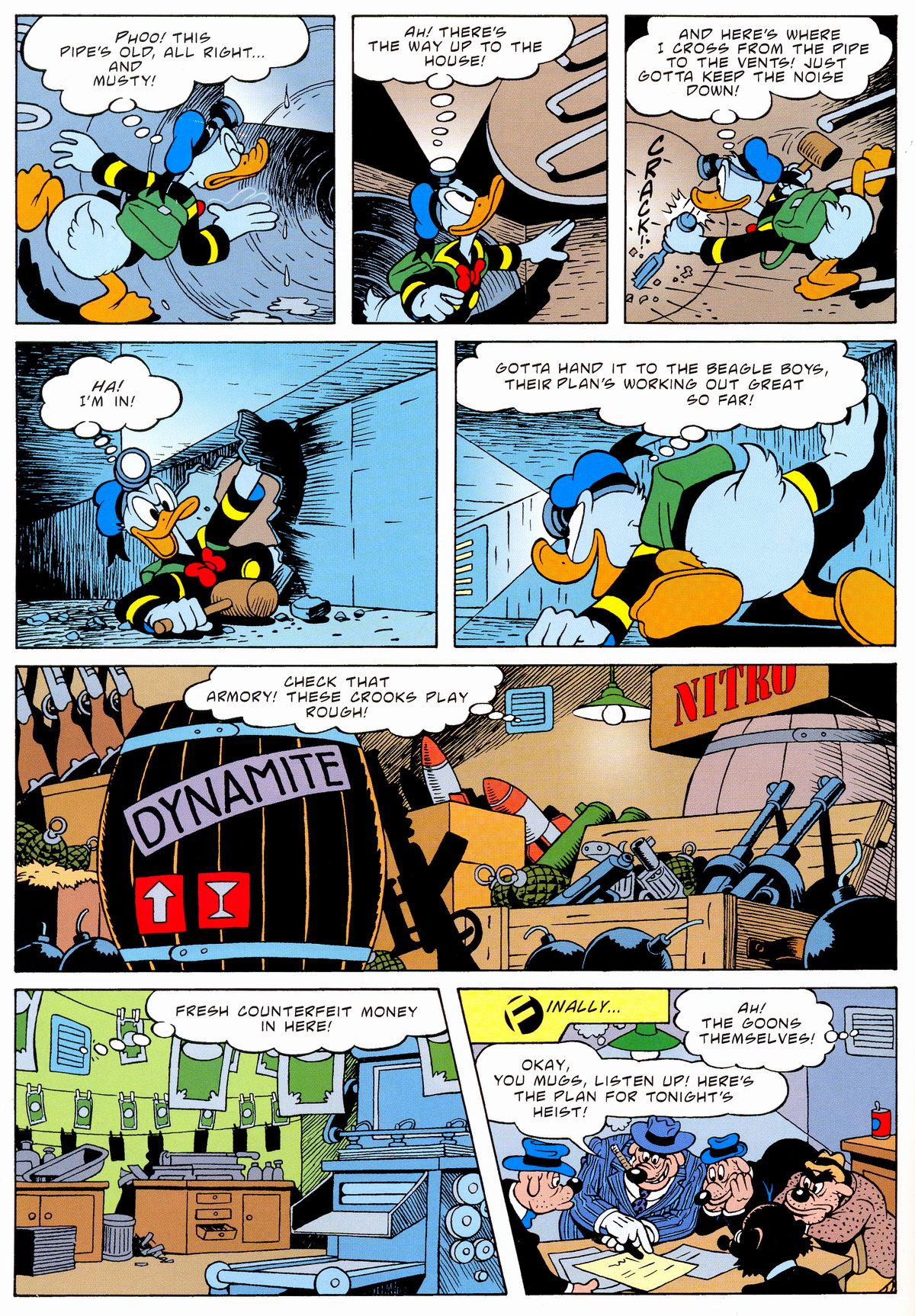 Read online Uncle Scrooge (1953) comic -  Issue #325 - 26