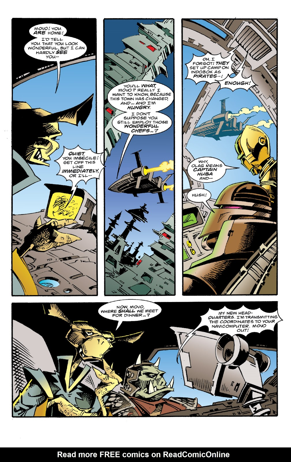 Read online Star Wars Legends Epic Collection: The Empire comic -  Issue # TPB 5 (Part 2) - 93
