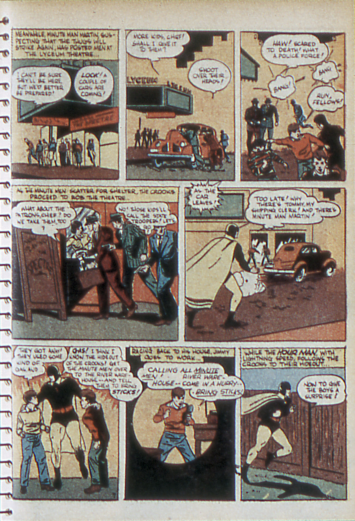 Read online Adventure Comics (1938) comic -  Issue #55 - 10