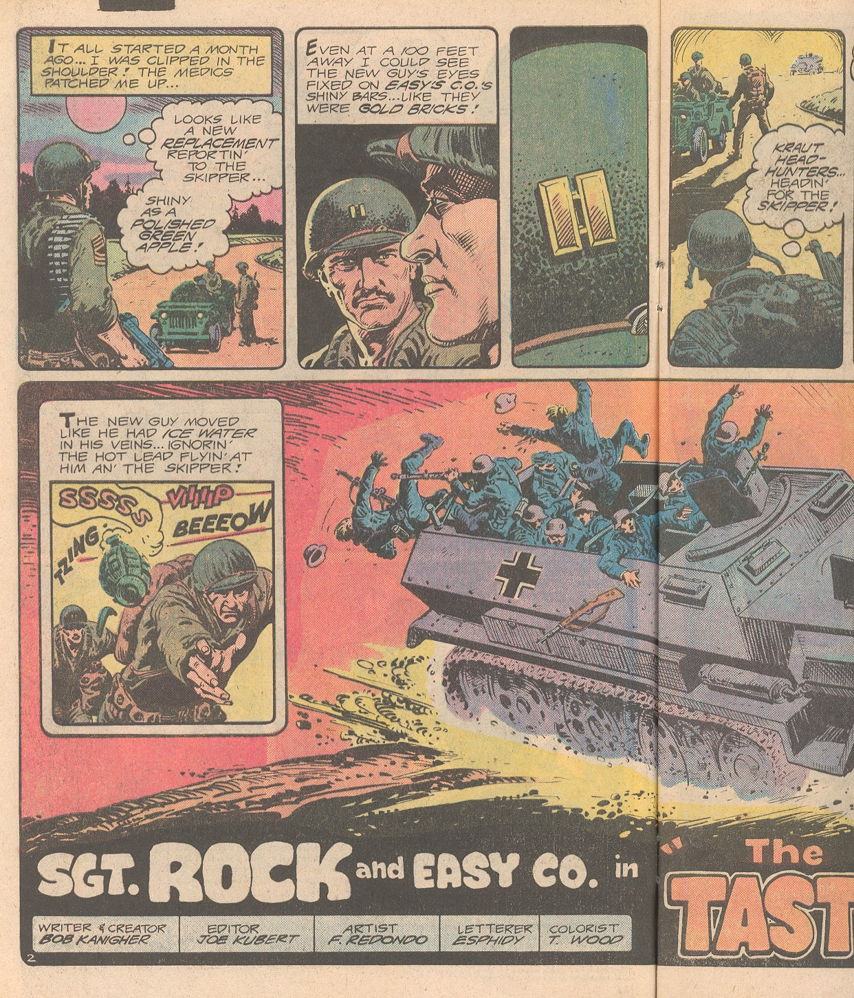 Sgt. Rock issue 379 - Page 3