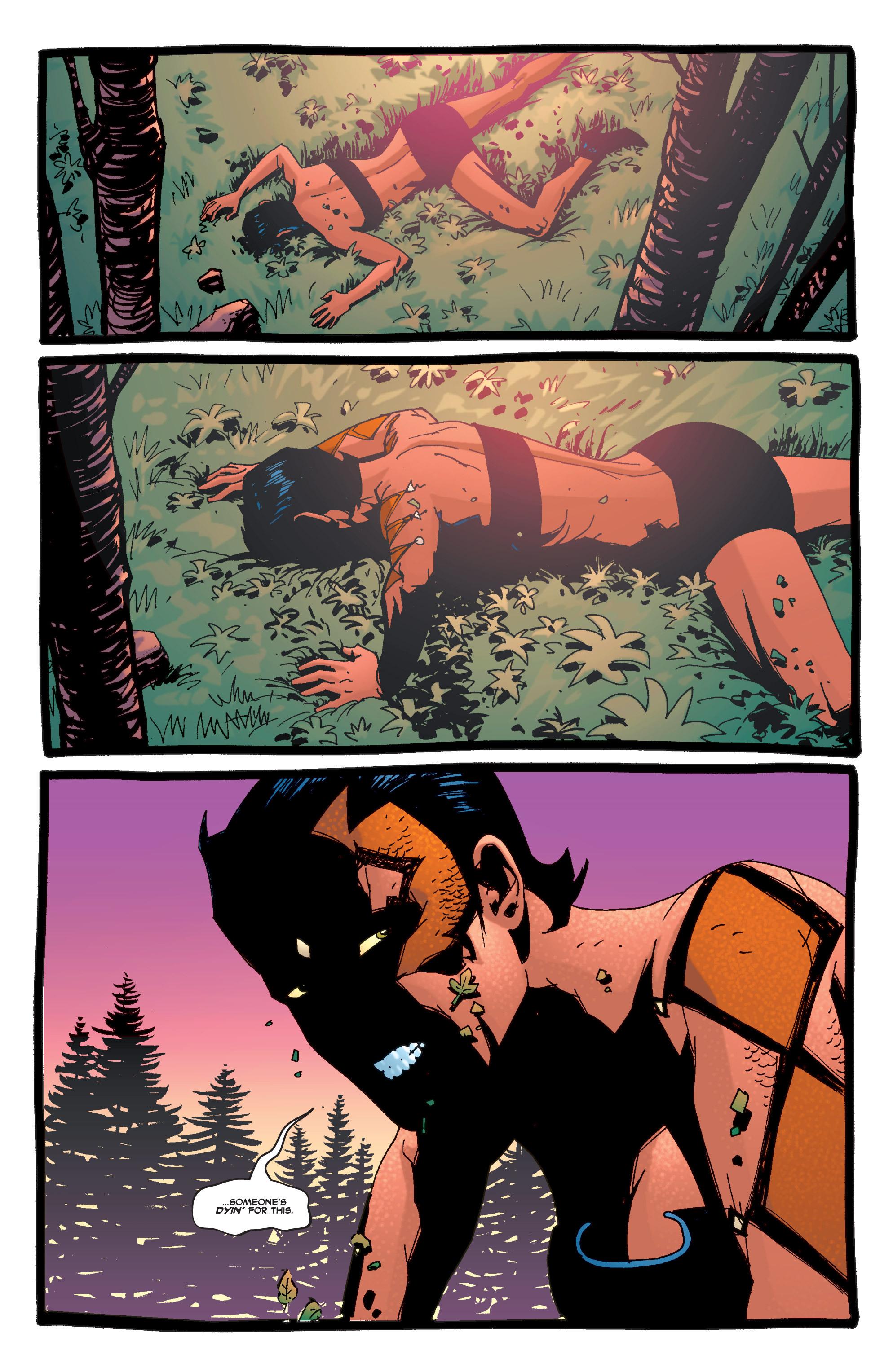 Read online Uncanny X-Men (1963) comic -  Issue #405 - 19