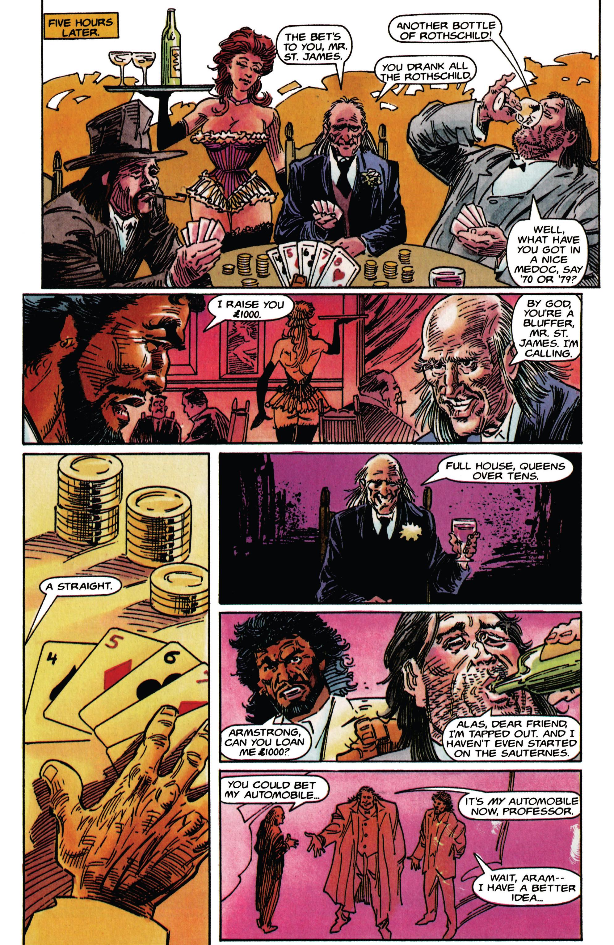 Read online Shadowman (1992) comic -  Issue # _TPB 1 - 17