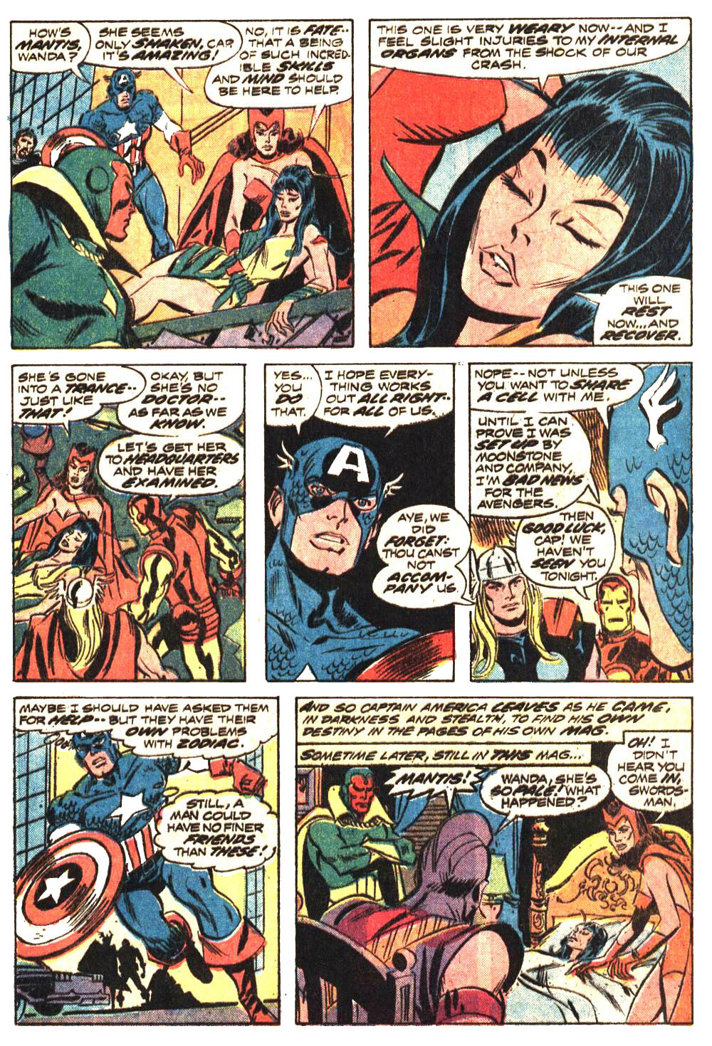 The Avengers (1963) 121 Page 9