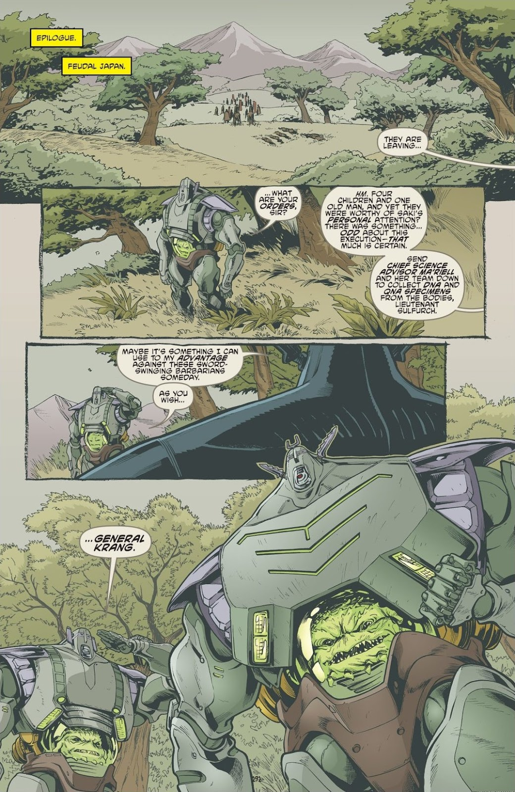 Read online Teenage Mutant Ninja Turtles: The IDW Collection comic -  Issue # TPB 6 (Part 3) - 82