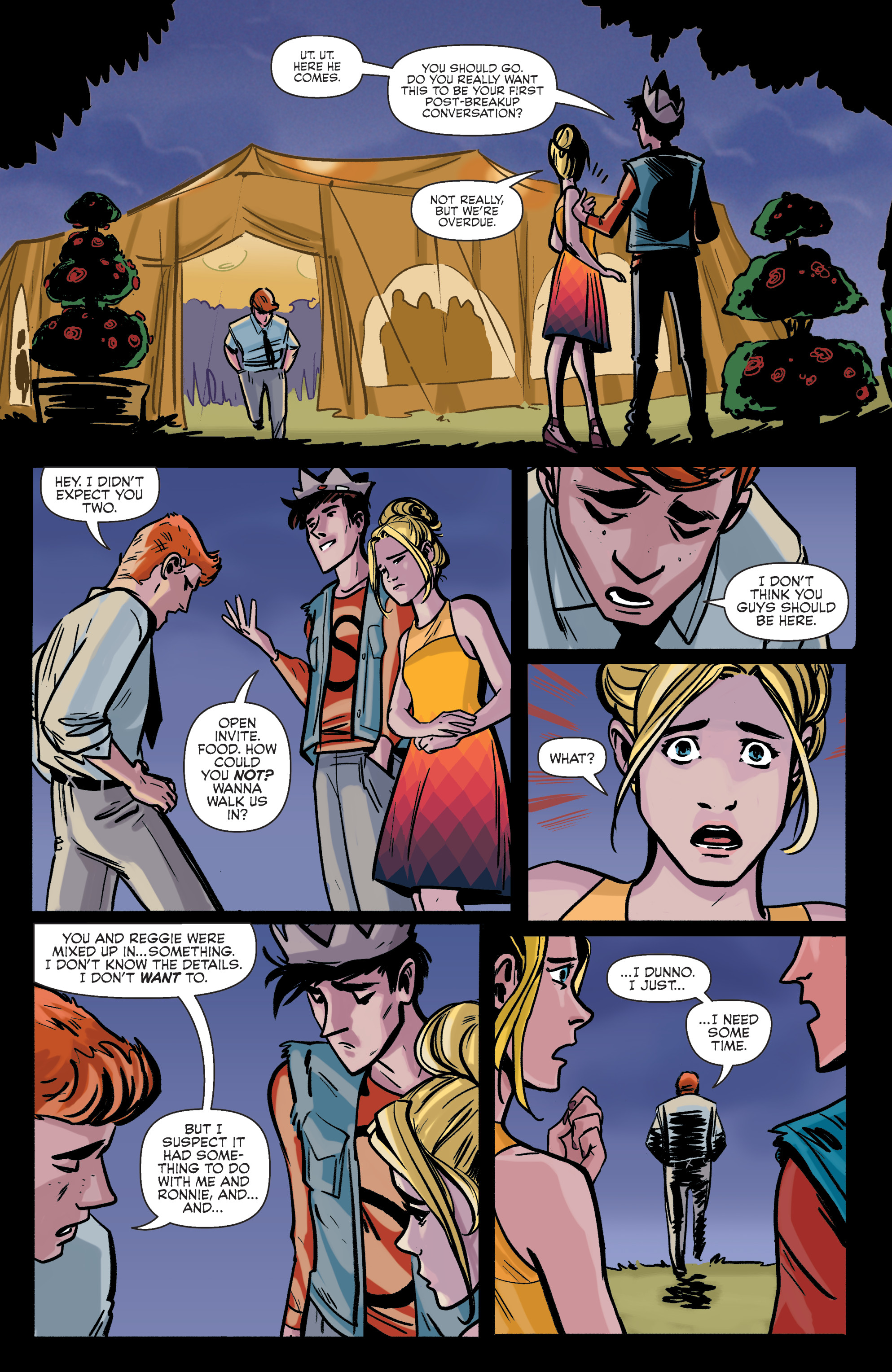 Read online Archie (2015) comic -  Issue #5 - 22