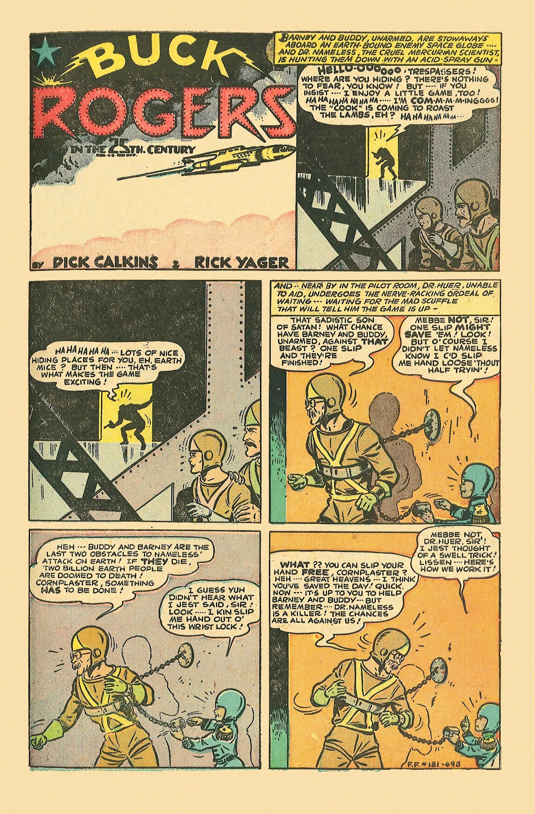 Read online Famous Funnies comic -  Issue #181 - 3