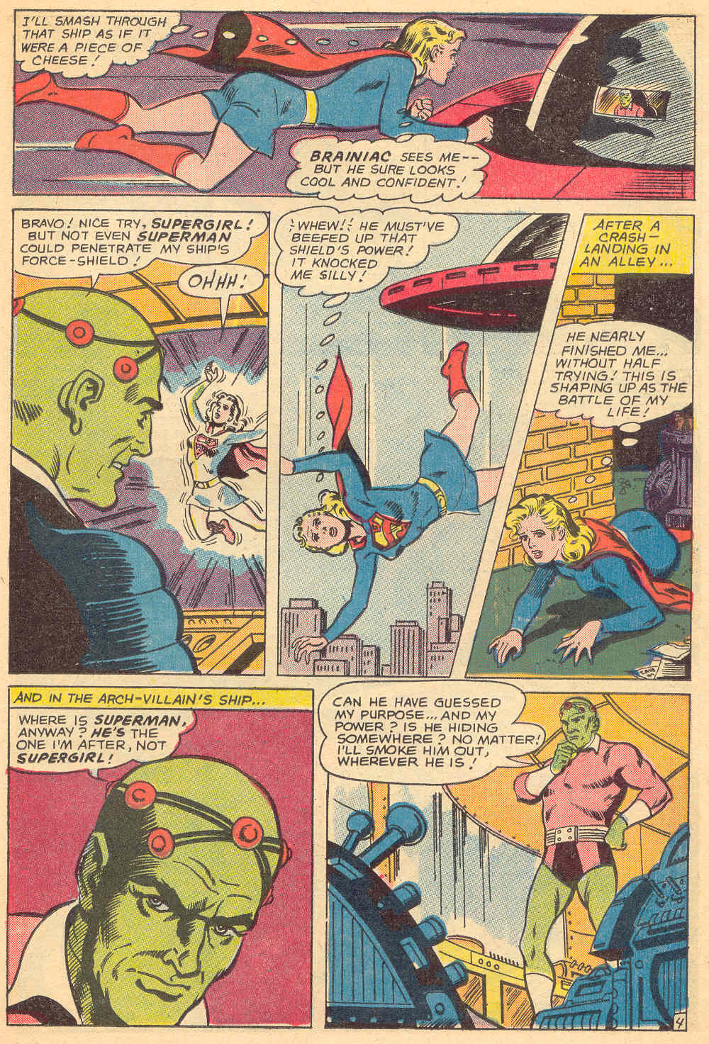 Read online Action Comics (1938) comic -  Issue #339 - 18