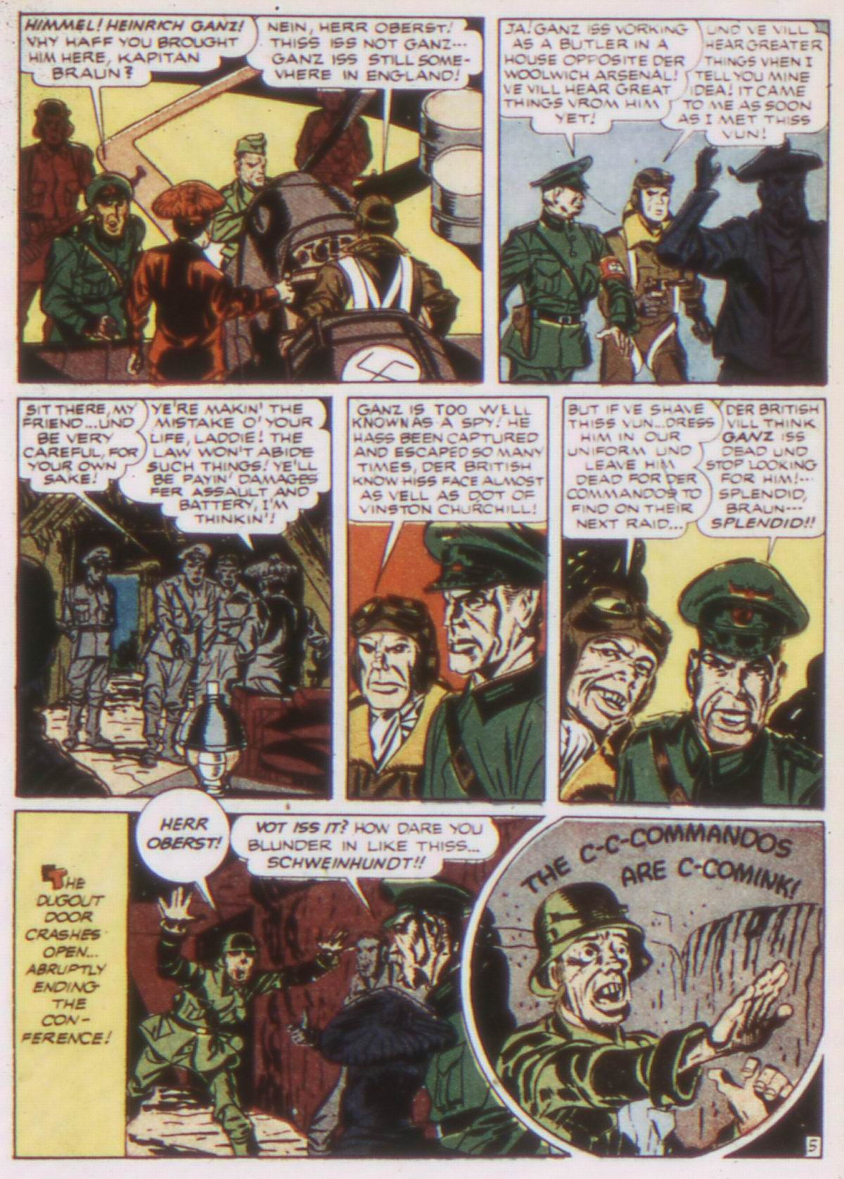 Read online Detective Comics (1937) comic -  Issue #75 - 21