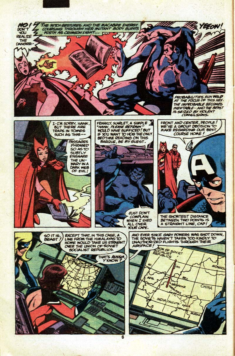 The Avengers (1963) 188 Page 4