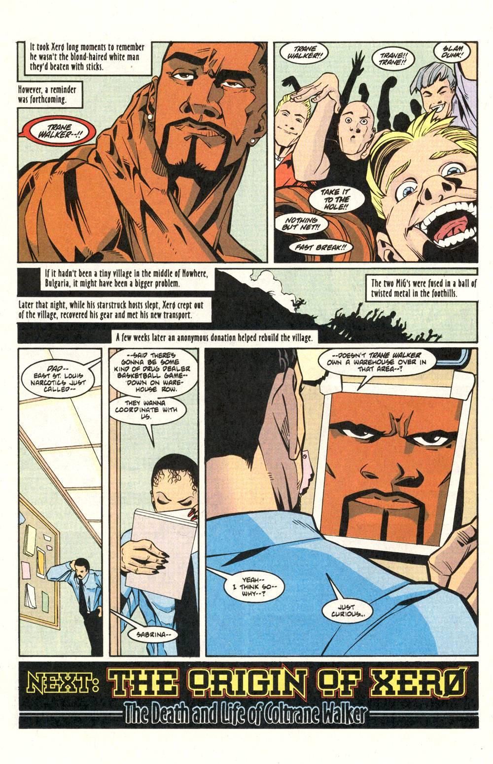 Read online Xero comic -  Issue #6 - 25