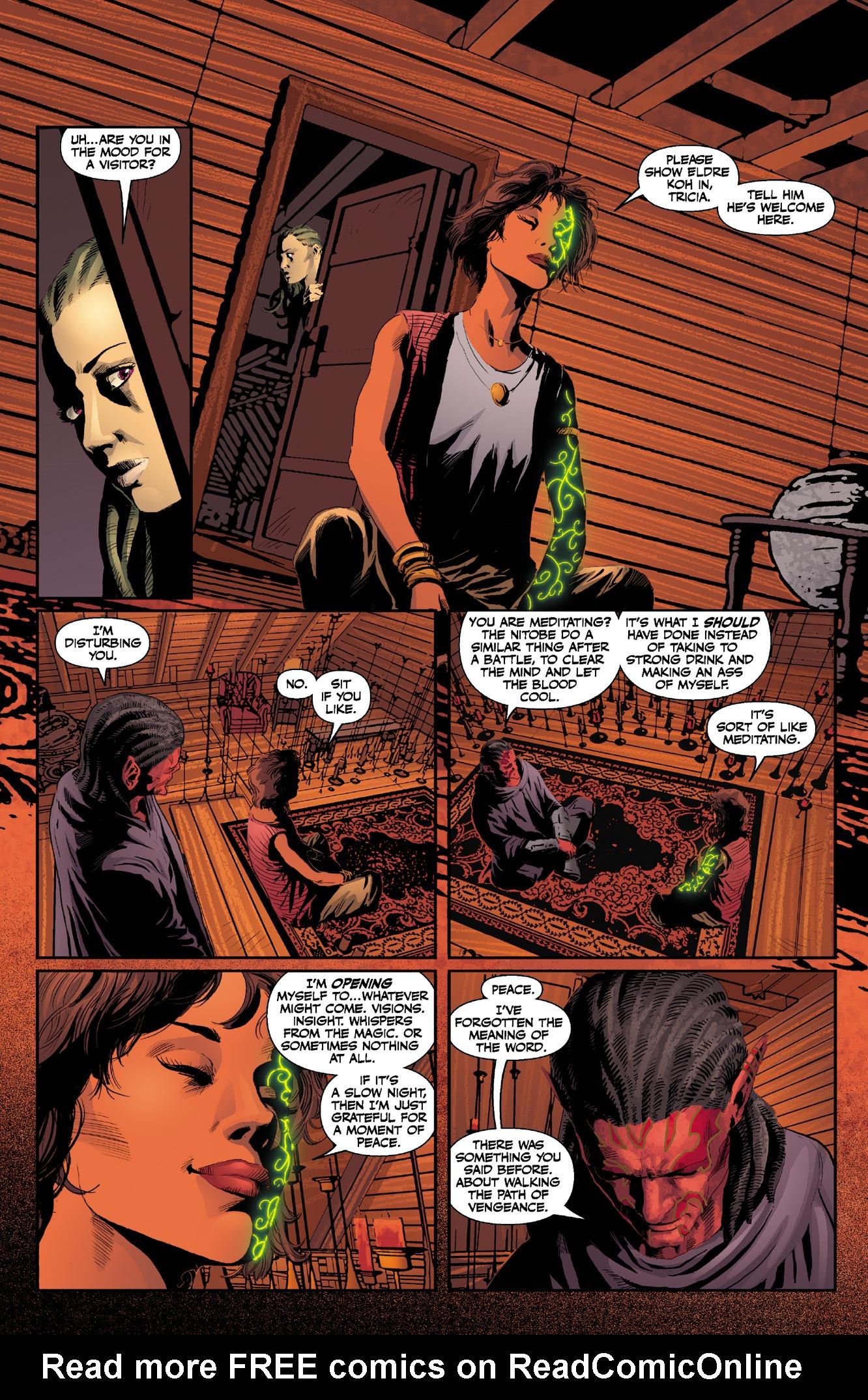 Read online Angel & Faith Season 10 comic -  Issue #13 - 11