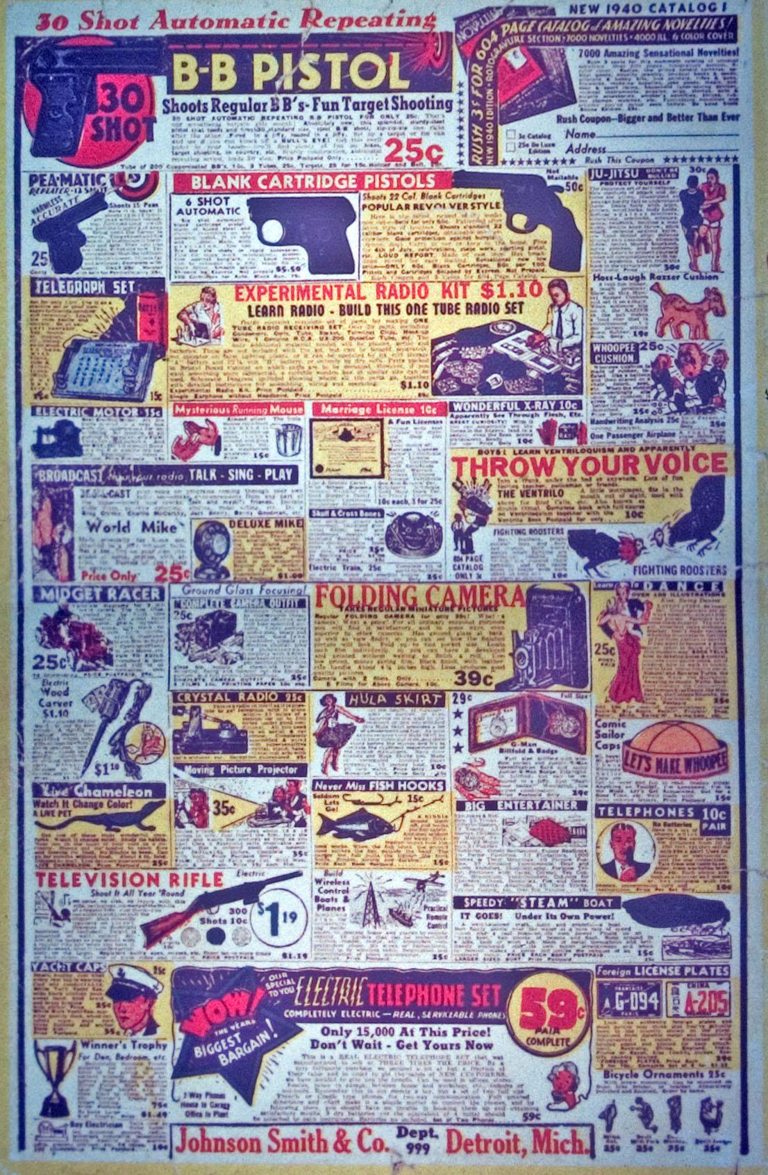 Read online Detective Comics (1937) comic -  Issue #31 - 68