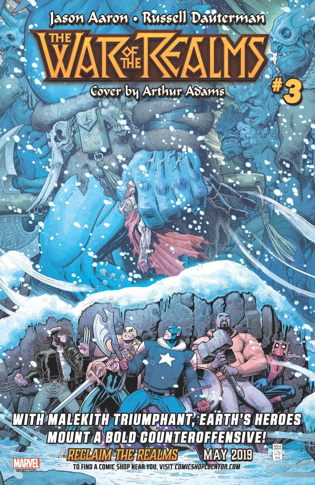 Read online Avengers Start Here Sampler 2019 comic -  Issue # Full - 22