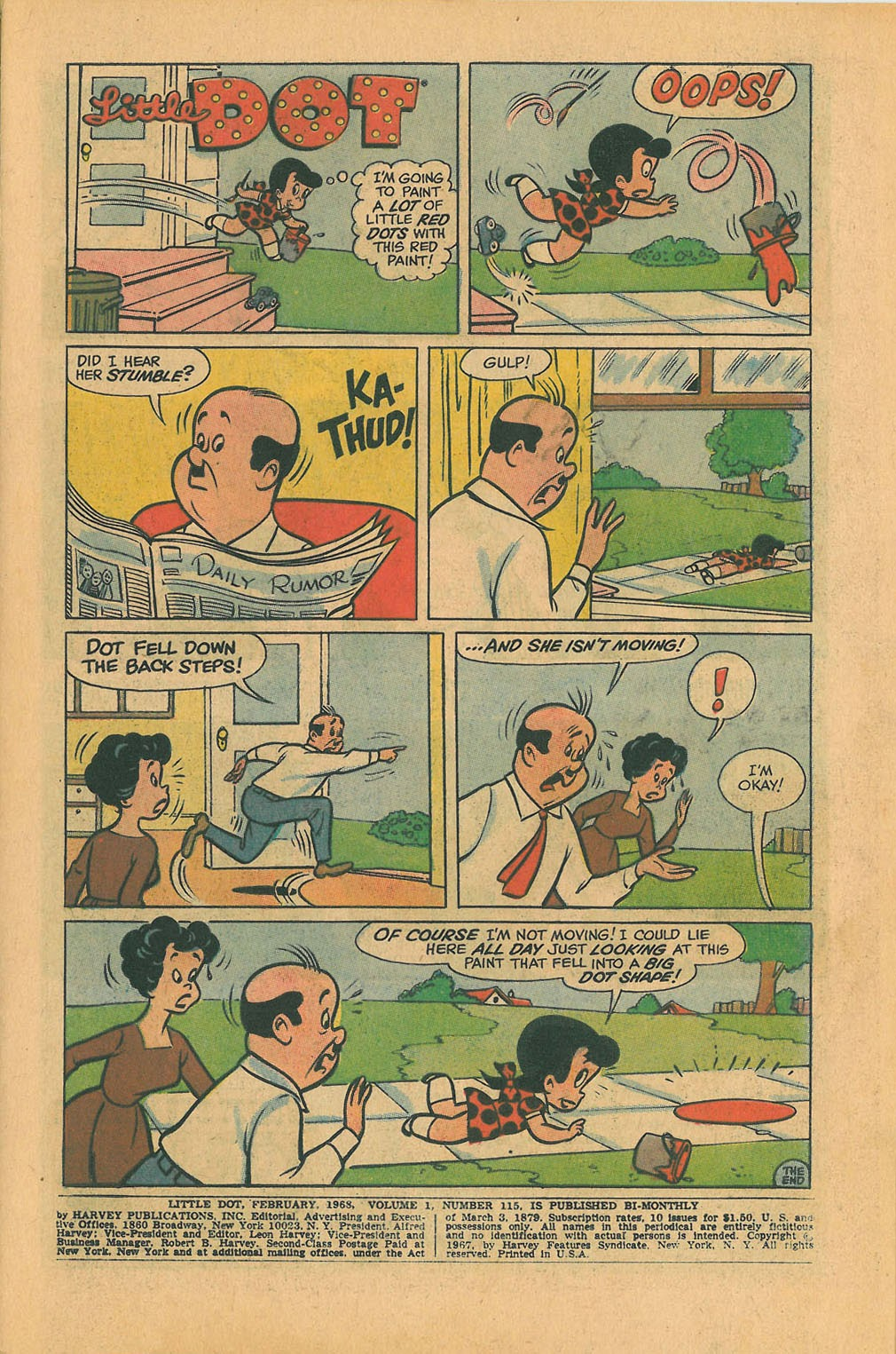 Little Dot (1953) issue 115 - Page 3