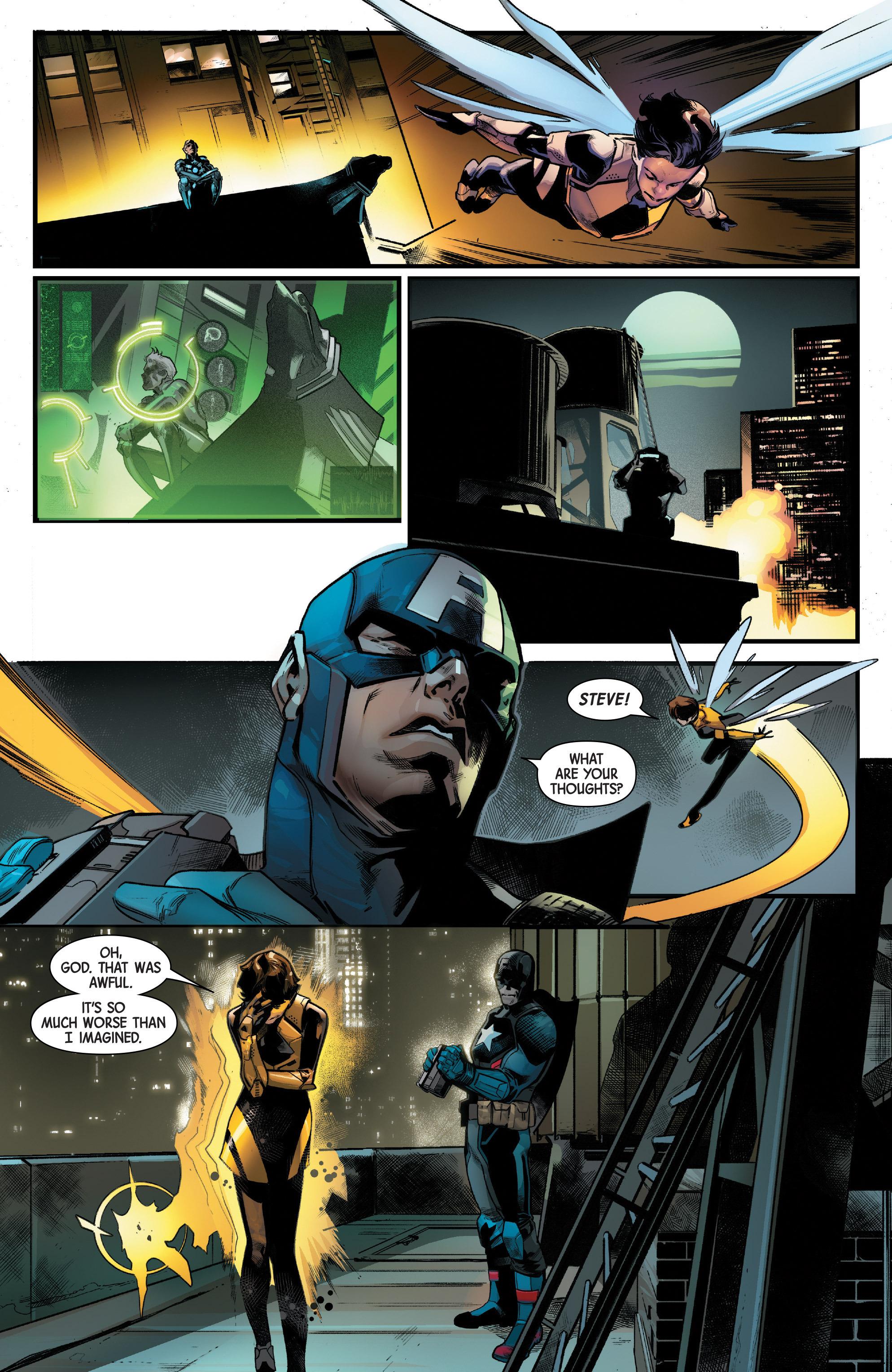 Read online Uncanny Avengers [II] comic -  Issue #10 - 10