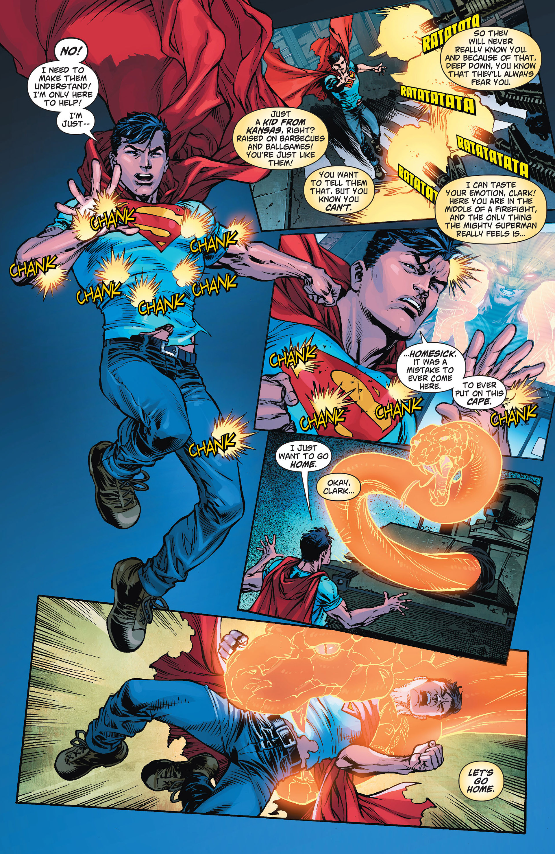 Read online Action Comics (2011) comic -  Issue #24 - 15