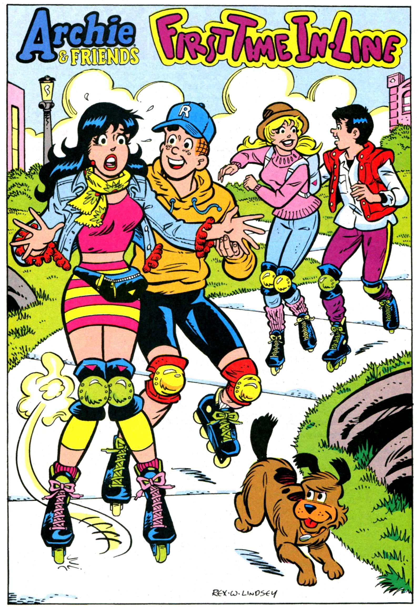 Read online World of Archie comic -  Issue #8 - 11