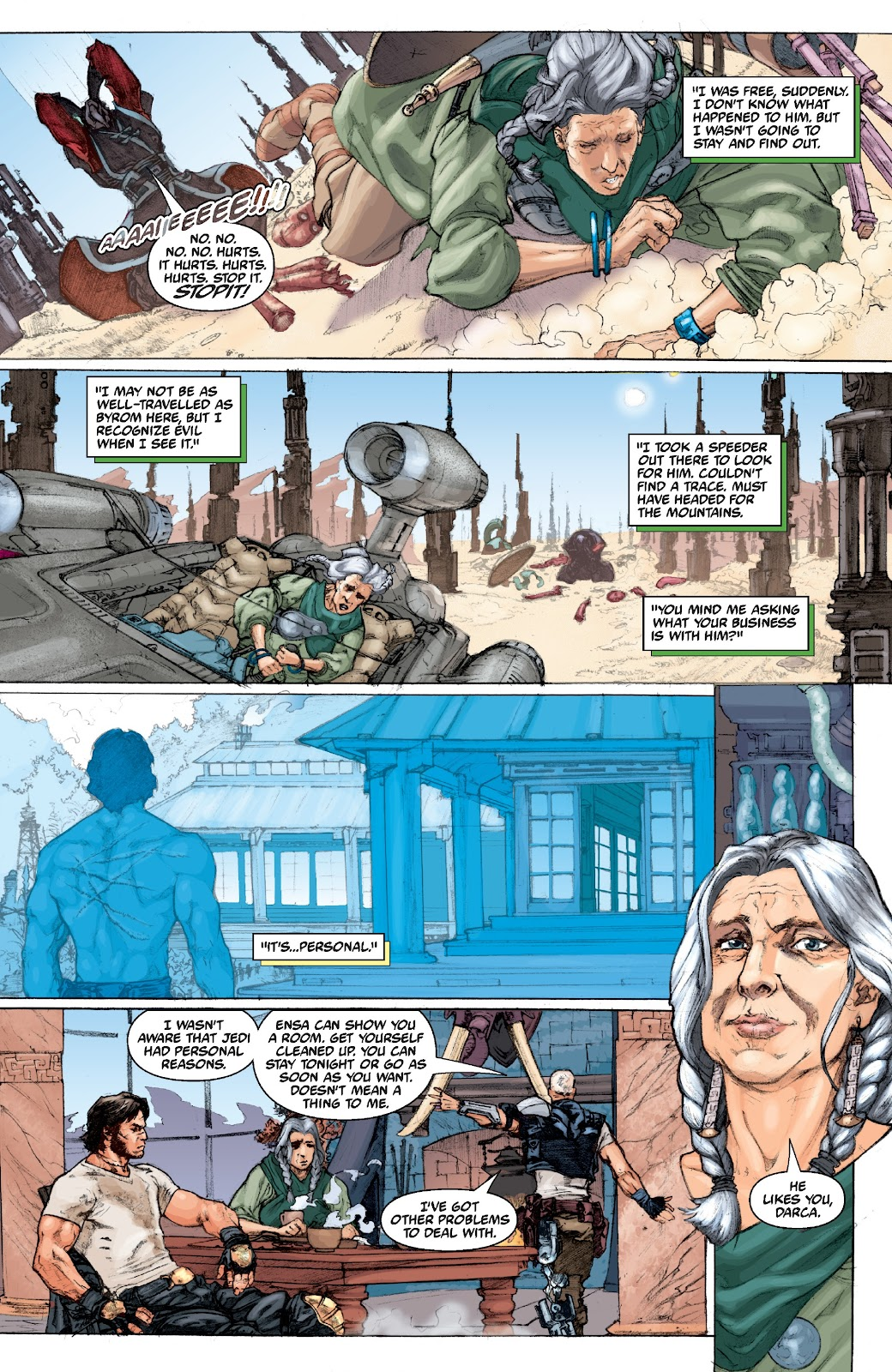 Read online Star Wars Legends Epic Collection: The Menace Revealed comic -  Issue # TPB (Part 5) - 35