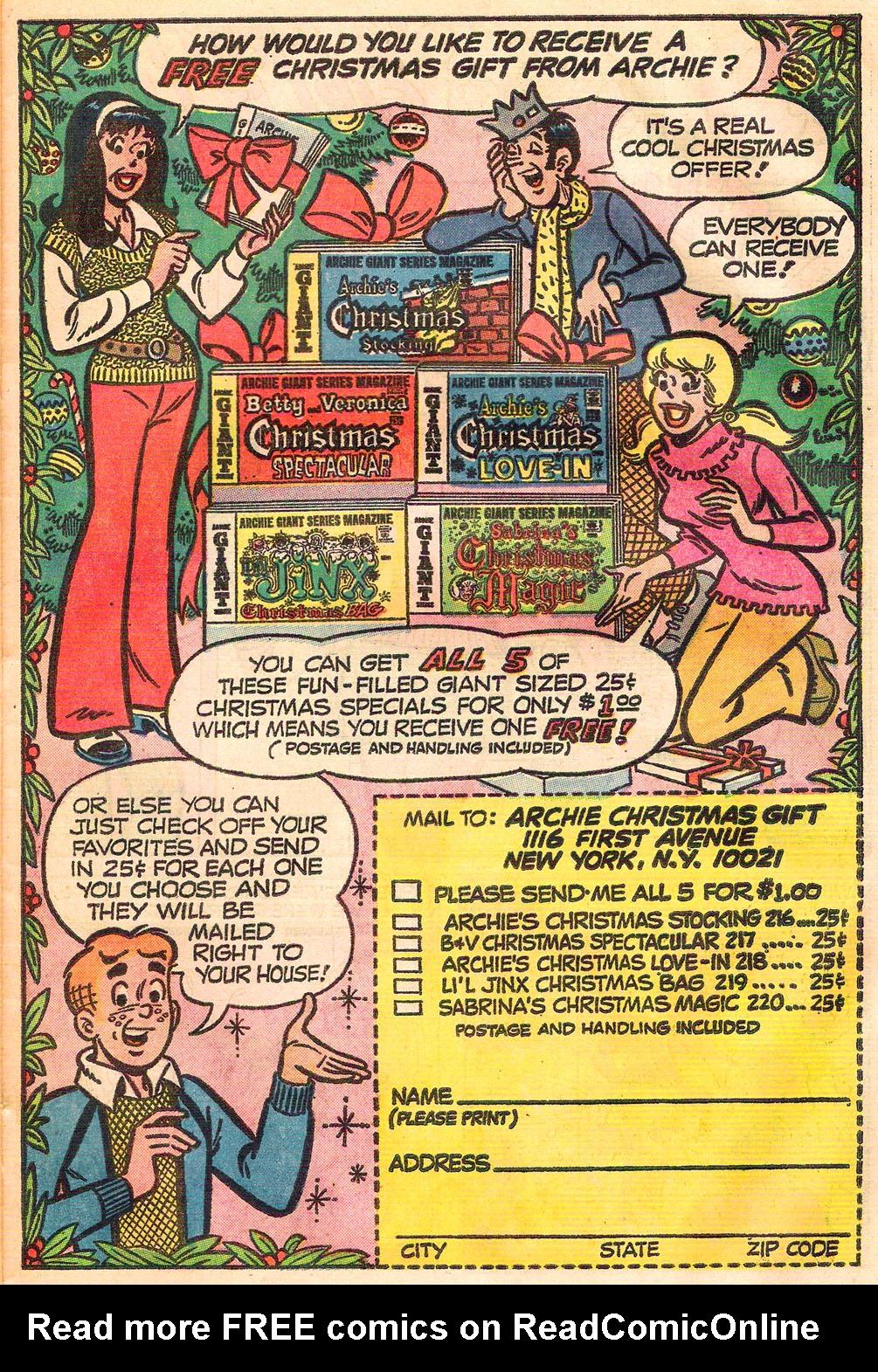 Read online She's Josie comic -  Issue #73 - 35