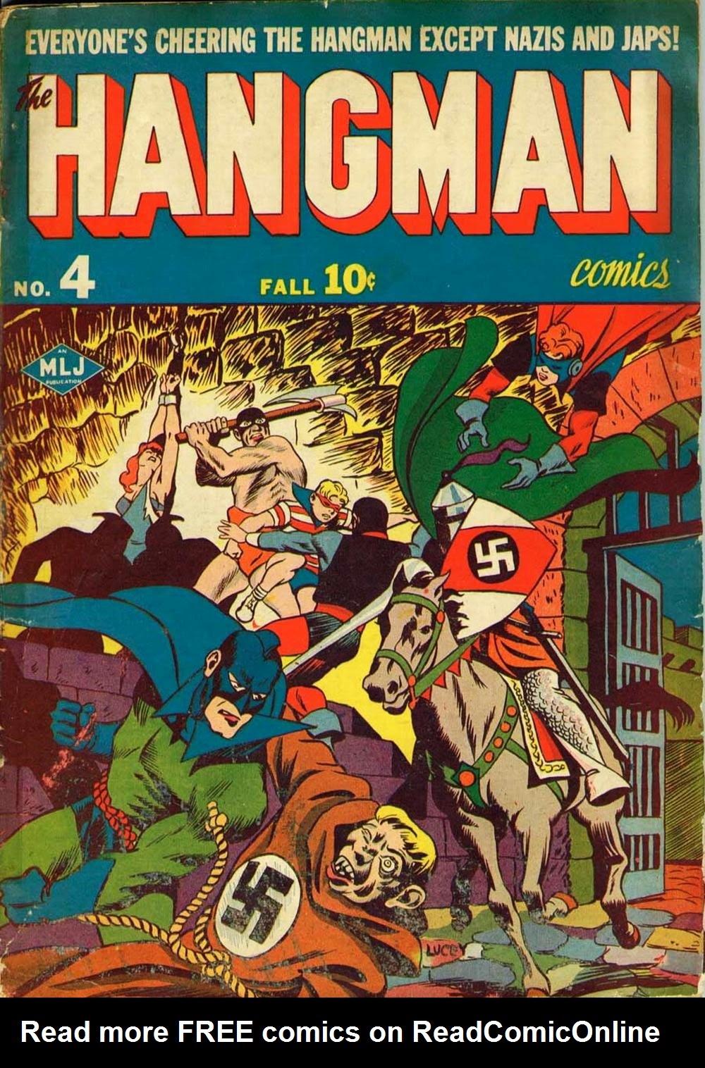 Hangman Comics issue 4 - Page 1