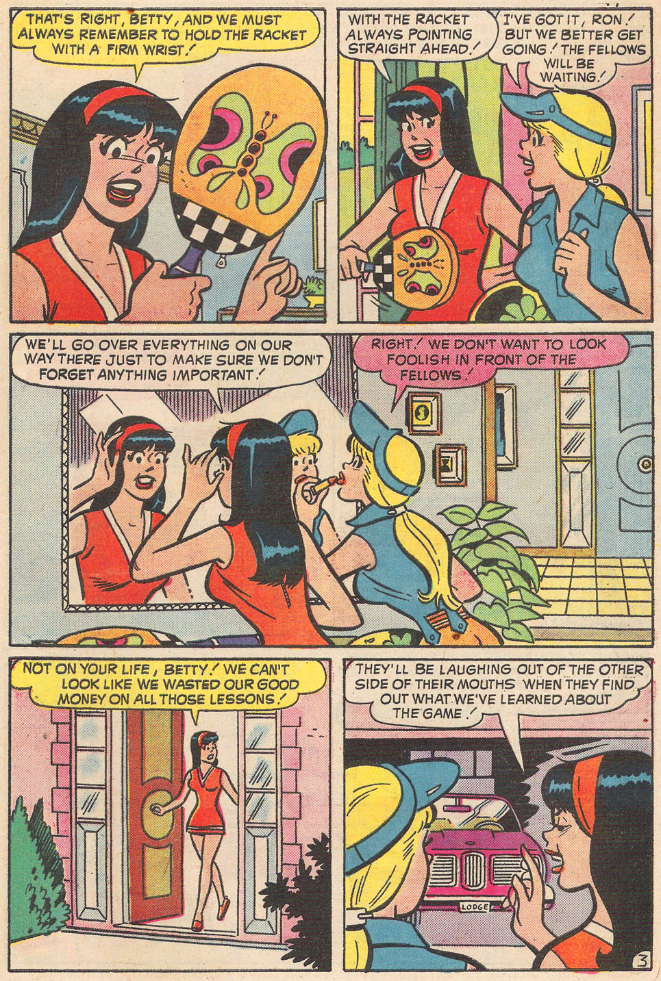 Read online Archie's Girls Betty and Veronica comic -  Issue #237 - 30