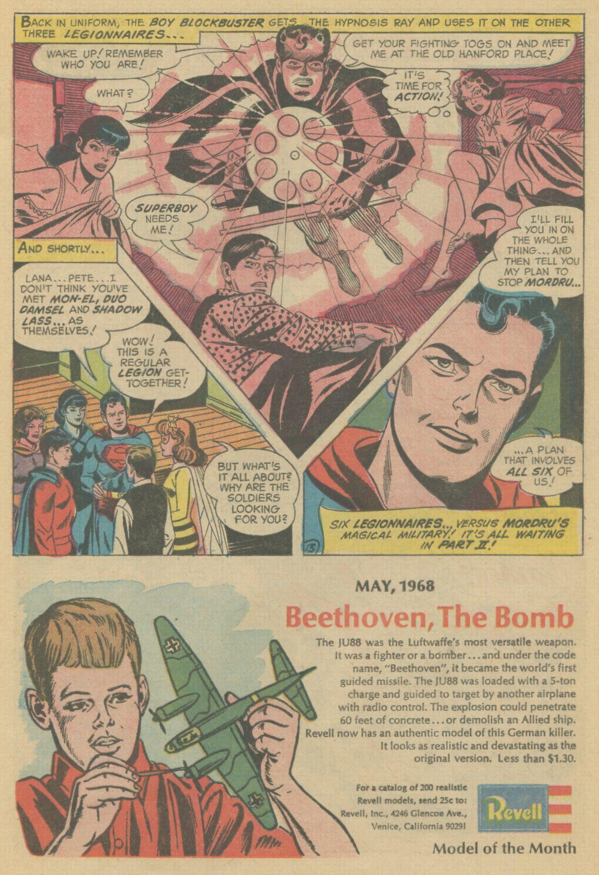 Read online Adventure Comics (1938) comic -  Issue #370 - 17