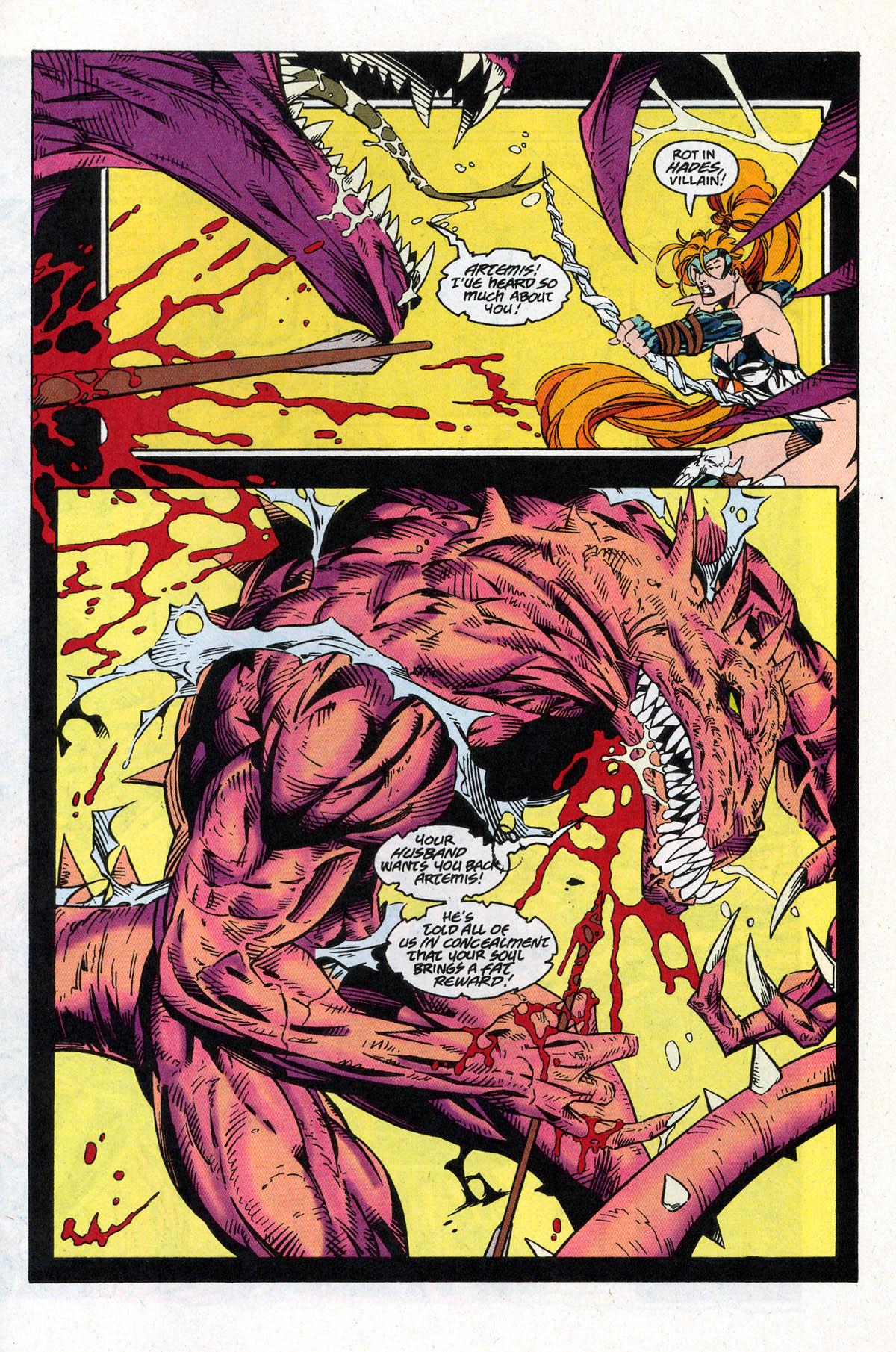 Read online Artemis: Requiem comic -  Issue #4 - 28
