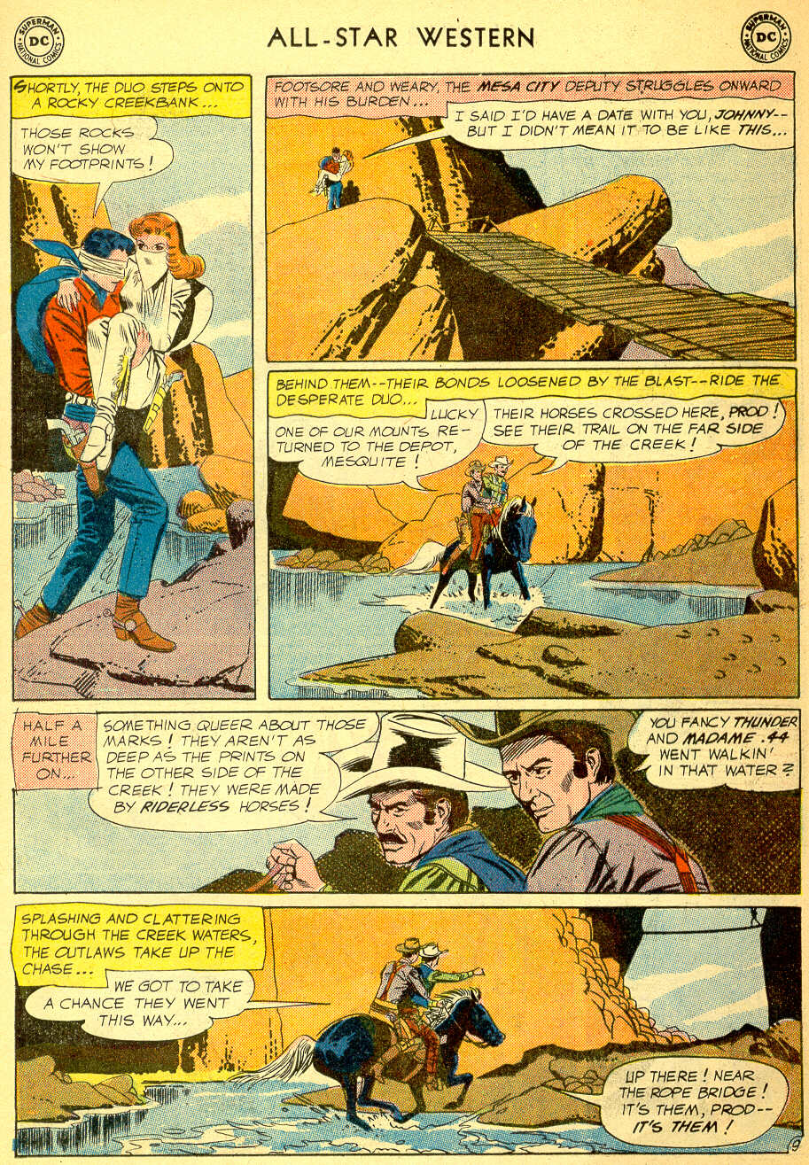 Read online All-Star Western (1951) comic -  Issue #118 - 13