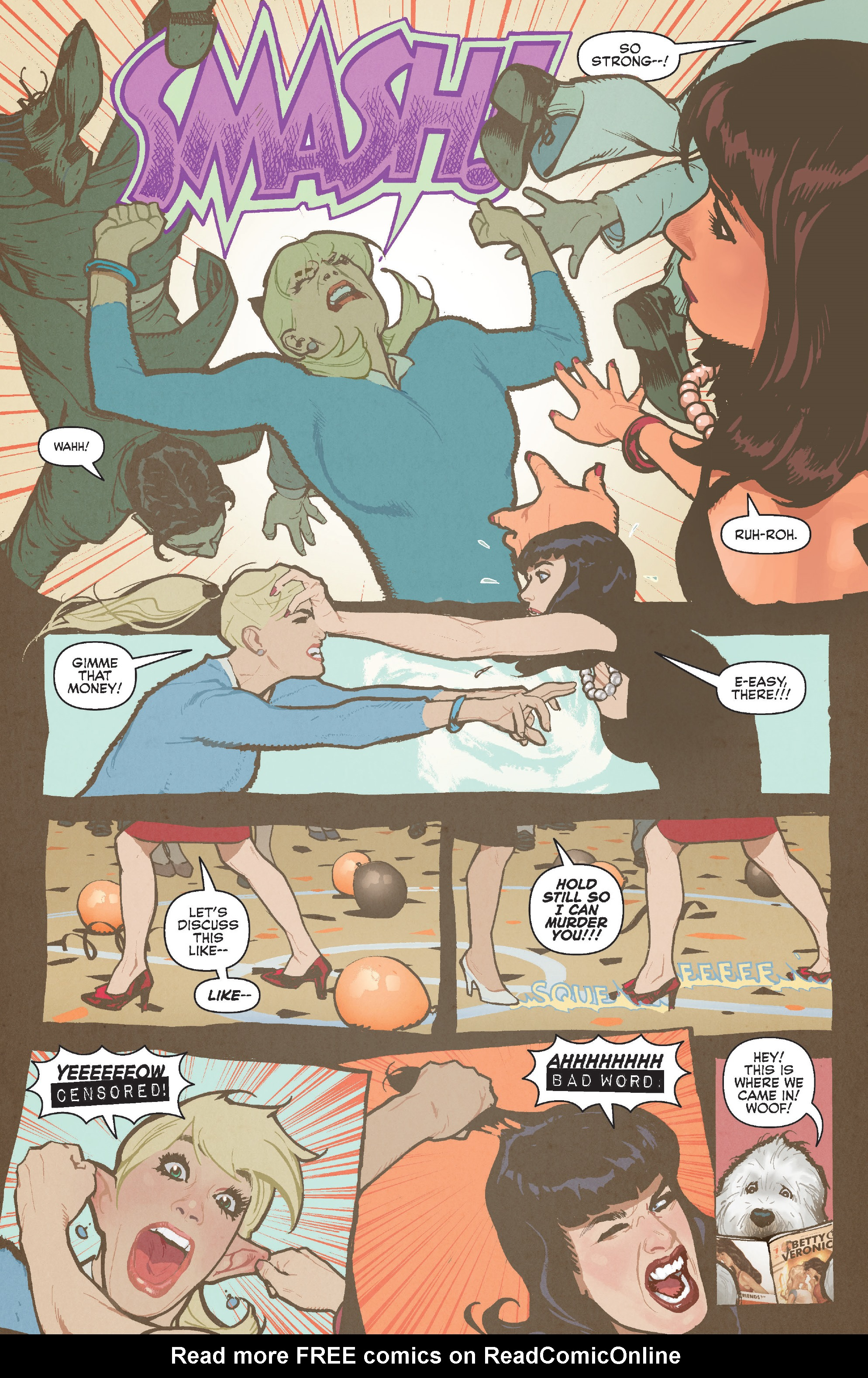 Read online Betty and Veronica (2016) comic -  Issue #3 - 13