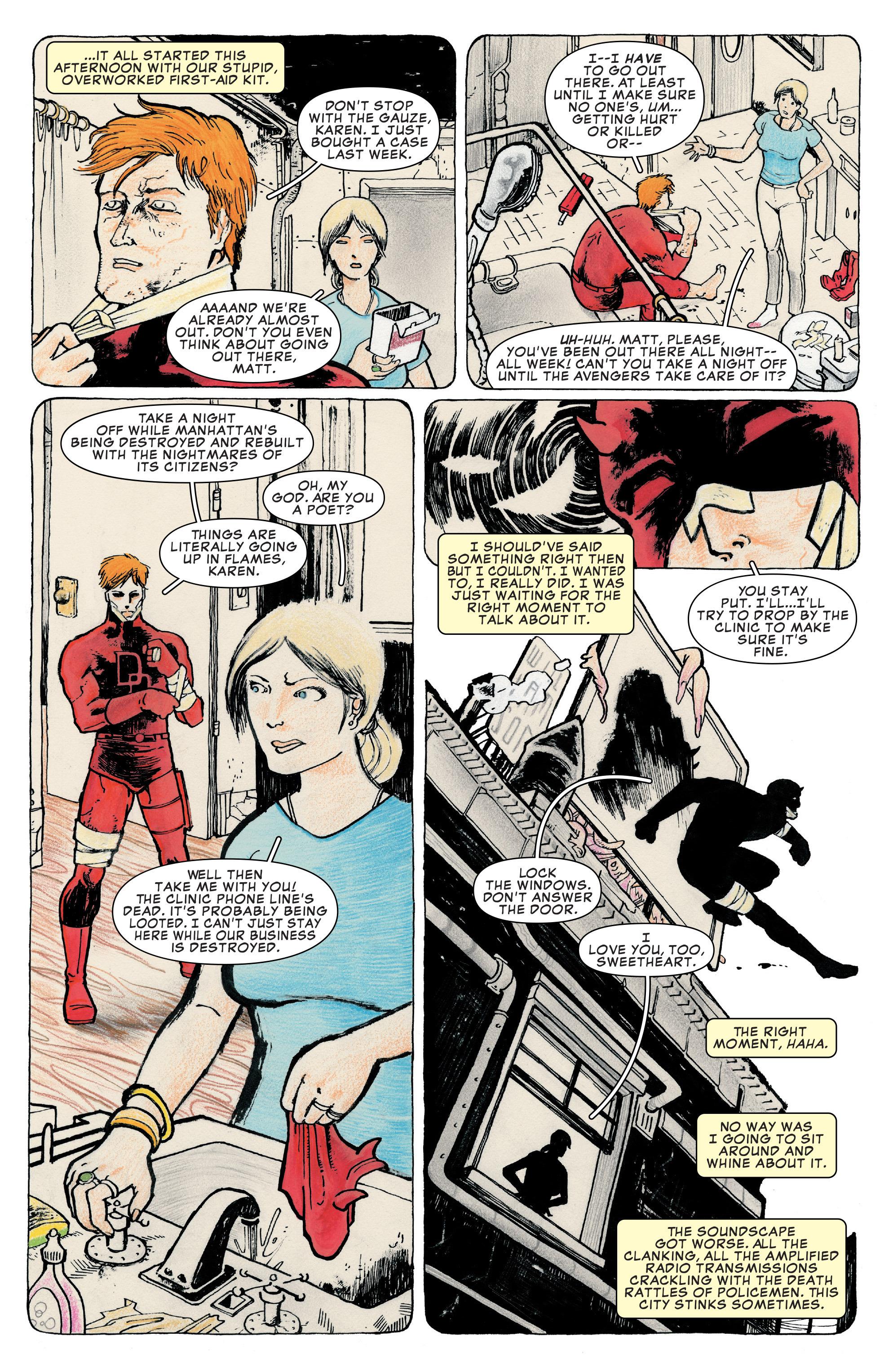 Read online Secret Wars: Secret Love comic -  Issue # Full - 4