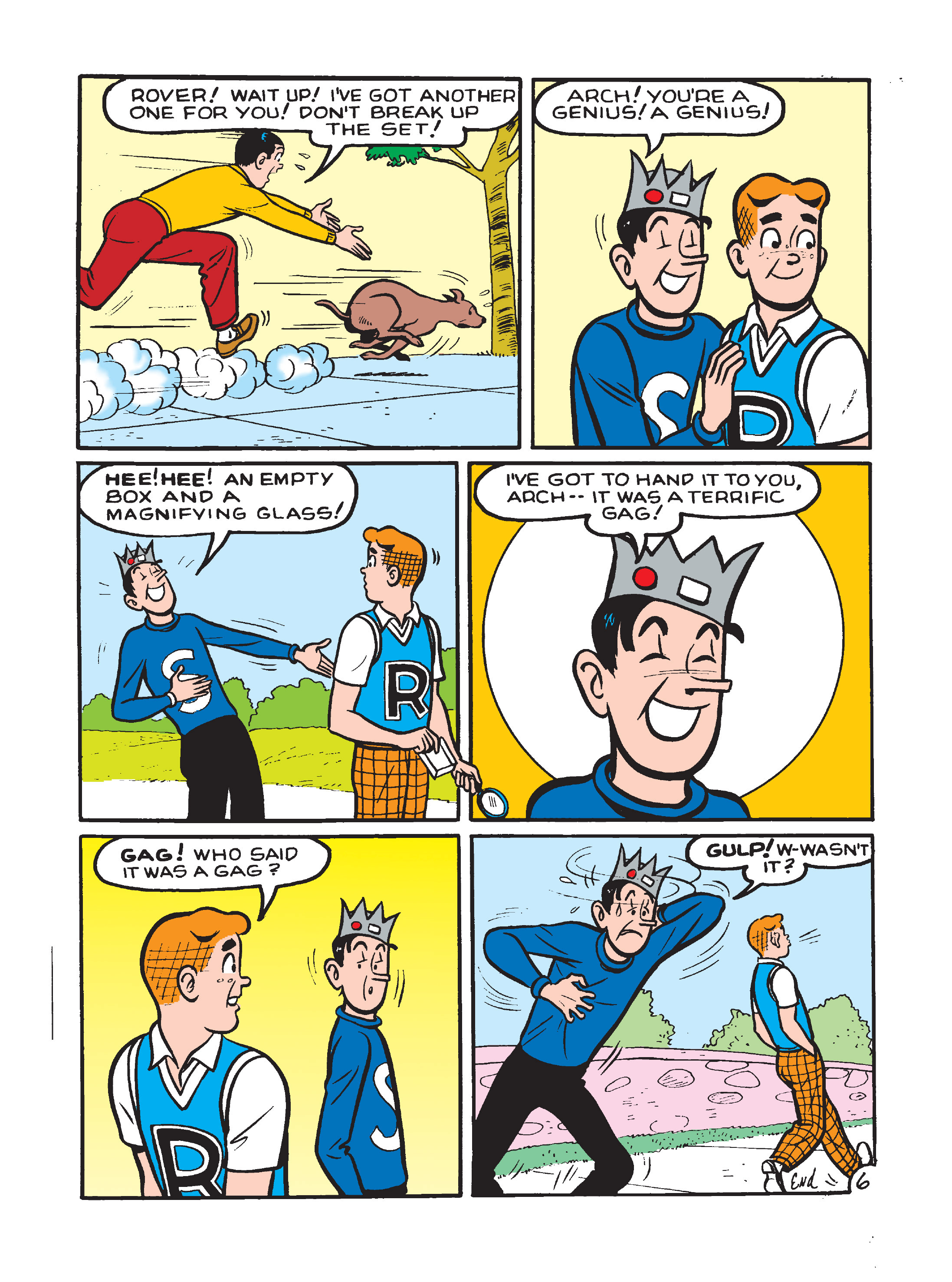 Read online Archie 1000 Page Comics Bonanza comic -  Issue #1 (Part 2) - 45