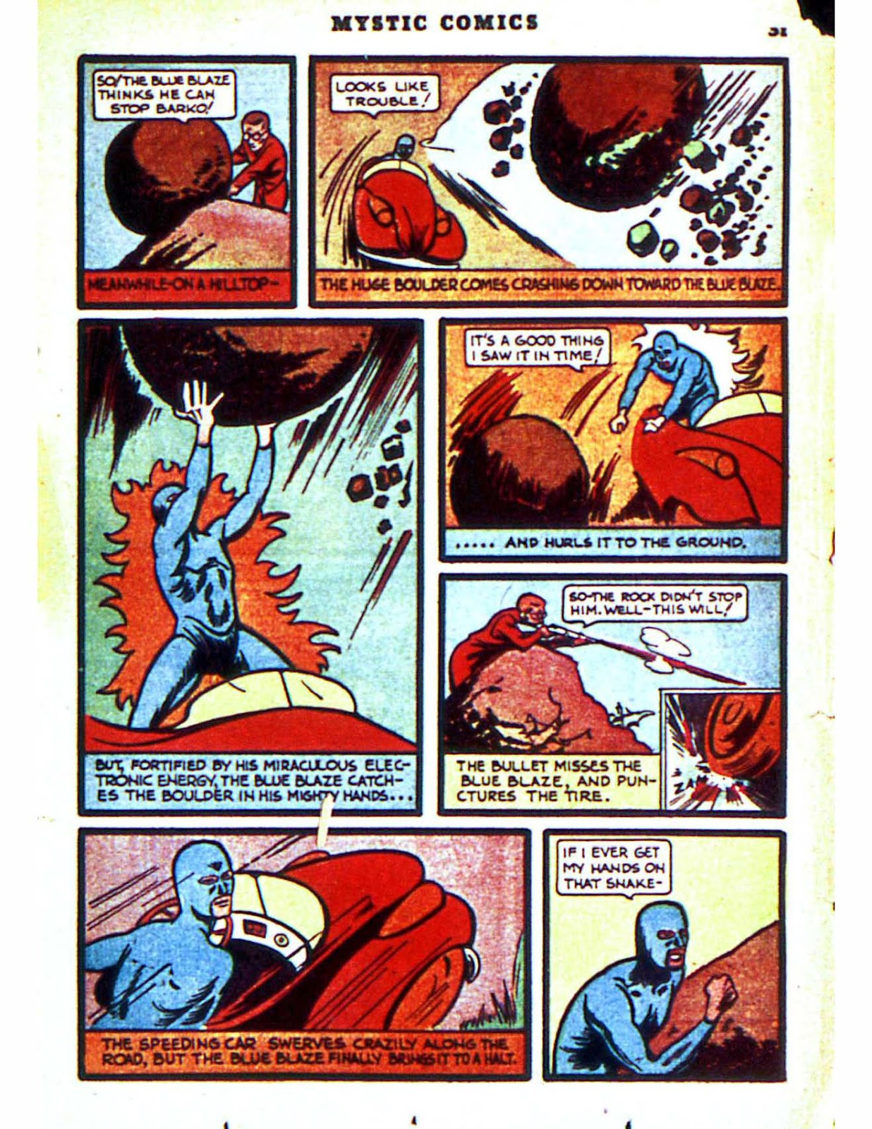 Mystic Comics (1940) issue 2 - Page 33