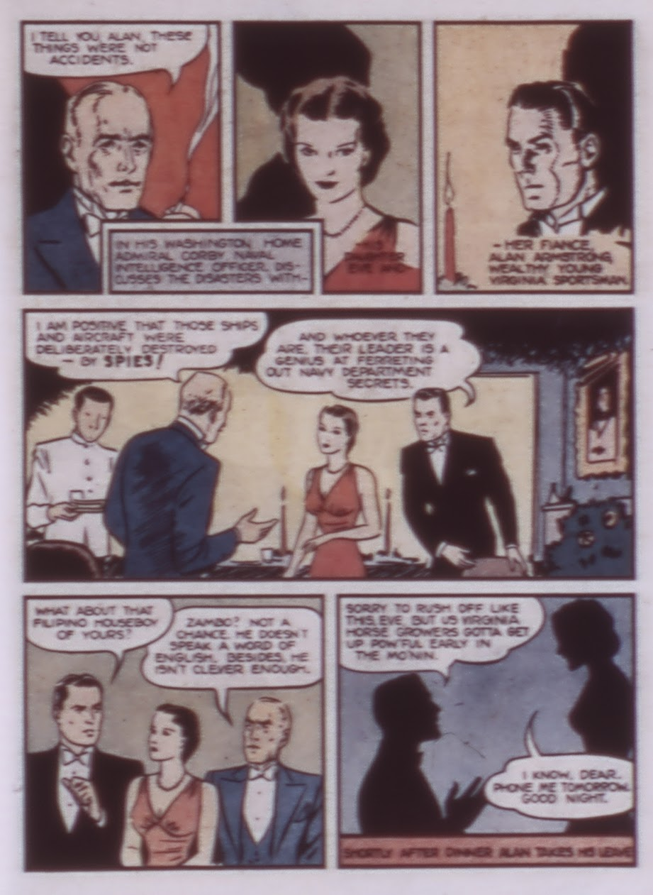 Read online WHIZ Comics comic -  Issue #1 - 35