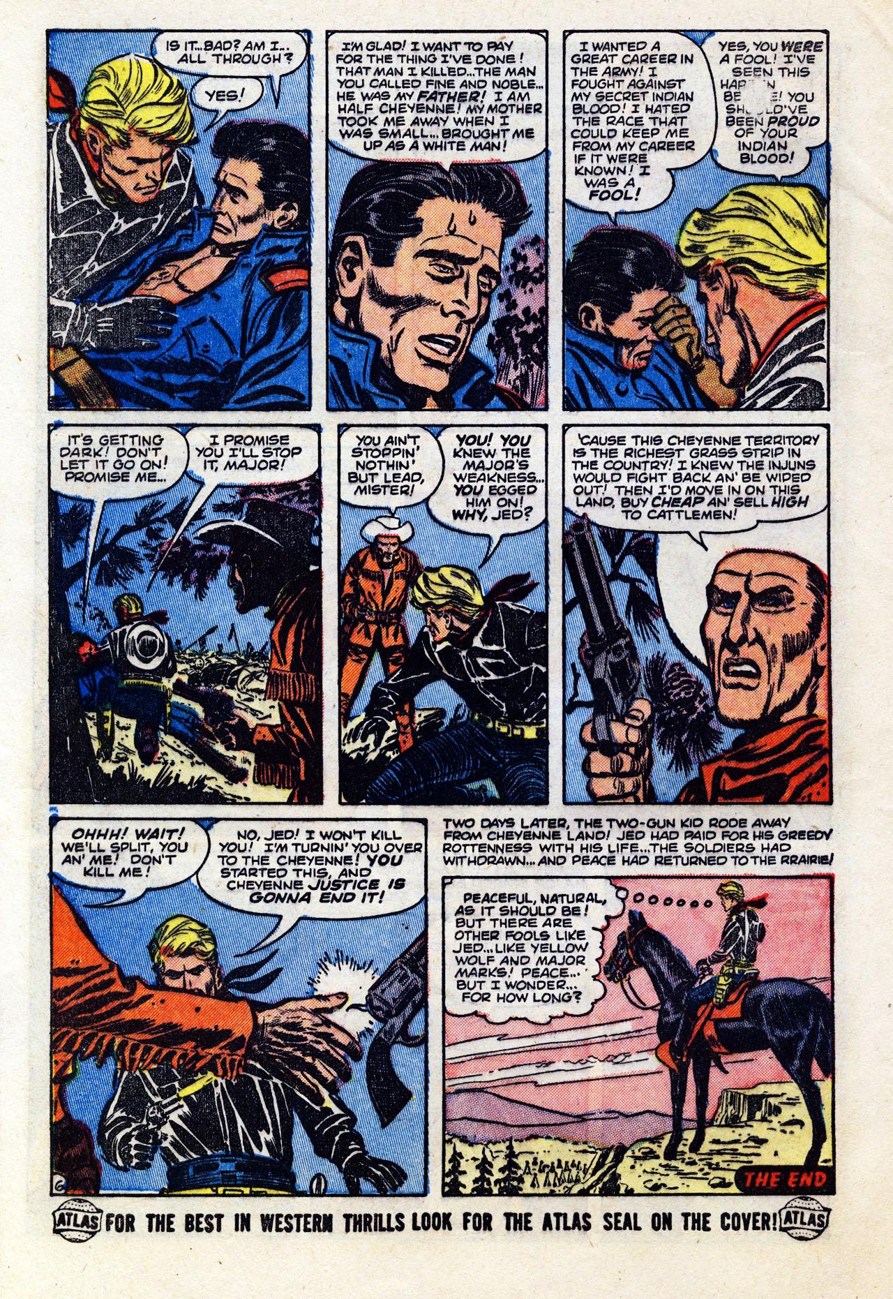 Read online Two-Gun Kid comic -  Issue #12 - 33