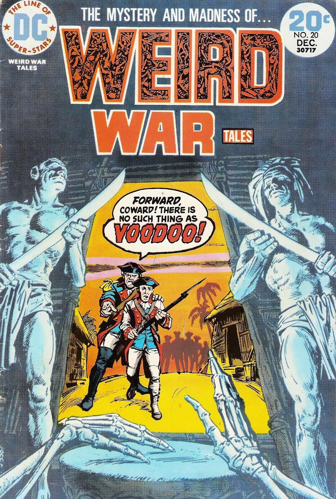 Weird War Tales (1971) issue 20 - Page 1