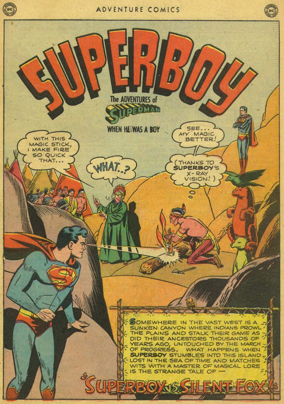 Read online Adventure Comics (1938) comic -  Issue #164 - 3