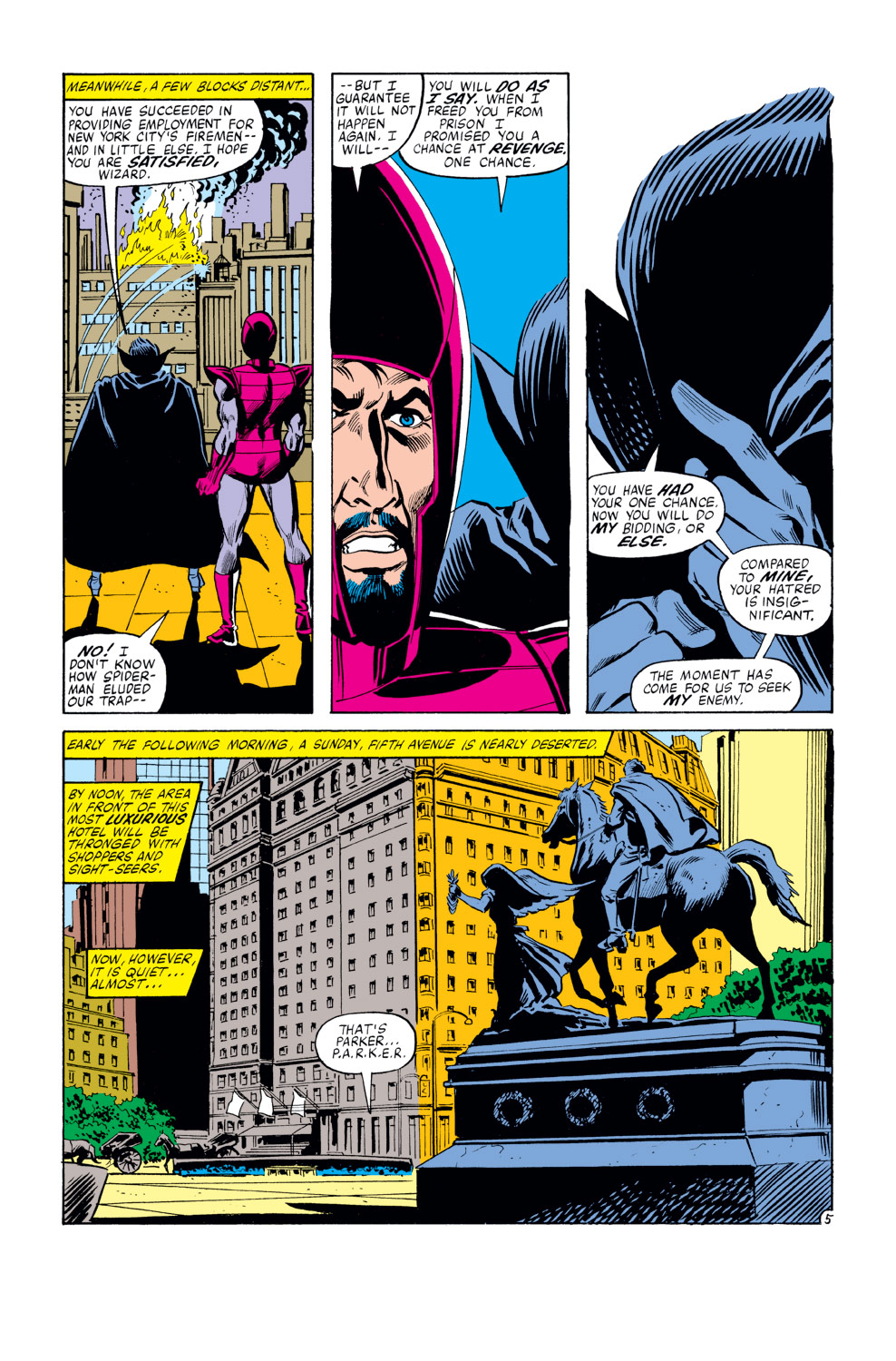 The Amazing Spider-Man (1963) 214 Page 5