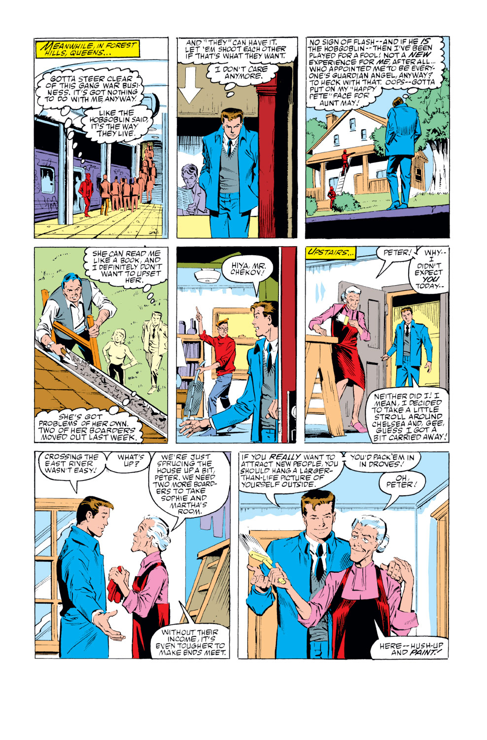 The Amazing Spider-Man (1963) 284 Page 11