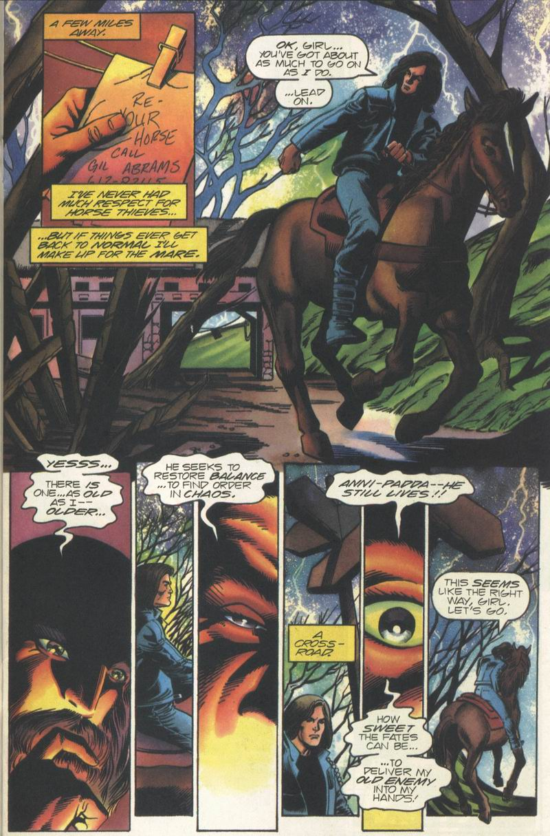 Read online Eternal Warrior (1992) comic -  Issue #26 - 7