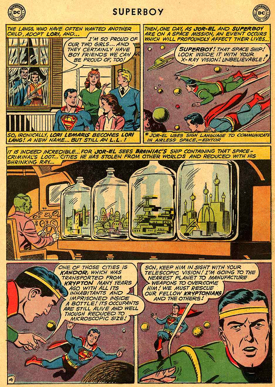 Superboy (1949) issue 95 - Page 23