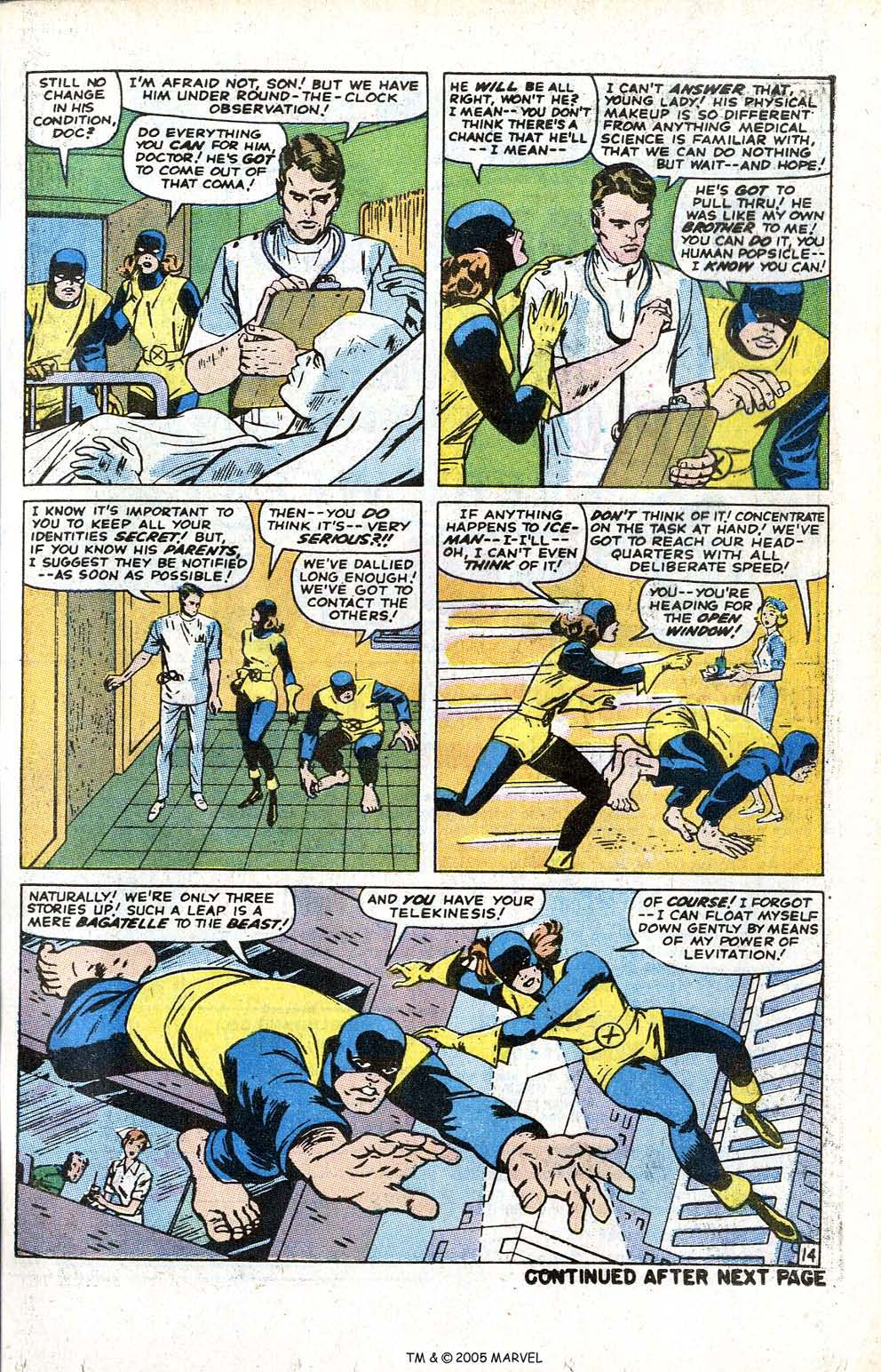 Uncanny X-Men (1963) issue 70 - Page 17
