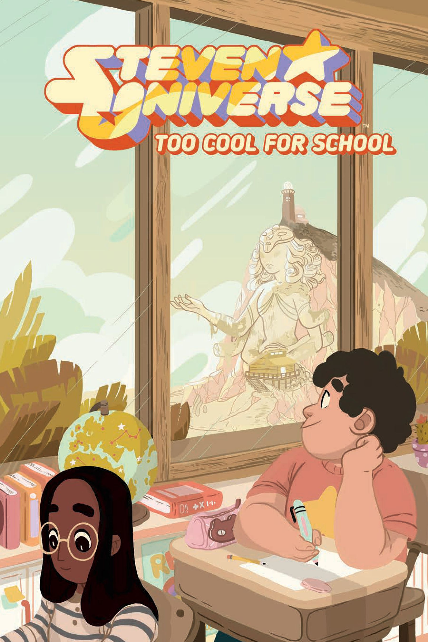 Steven Universe: Too Cool For School TPB Page 1