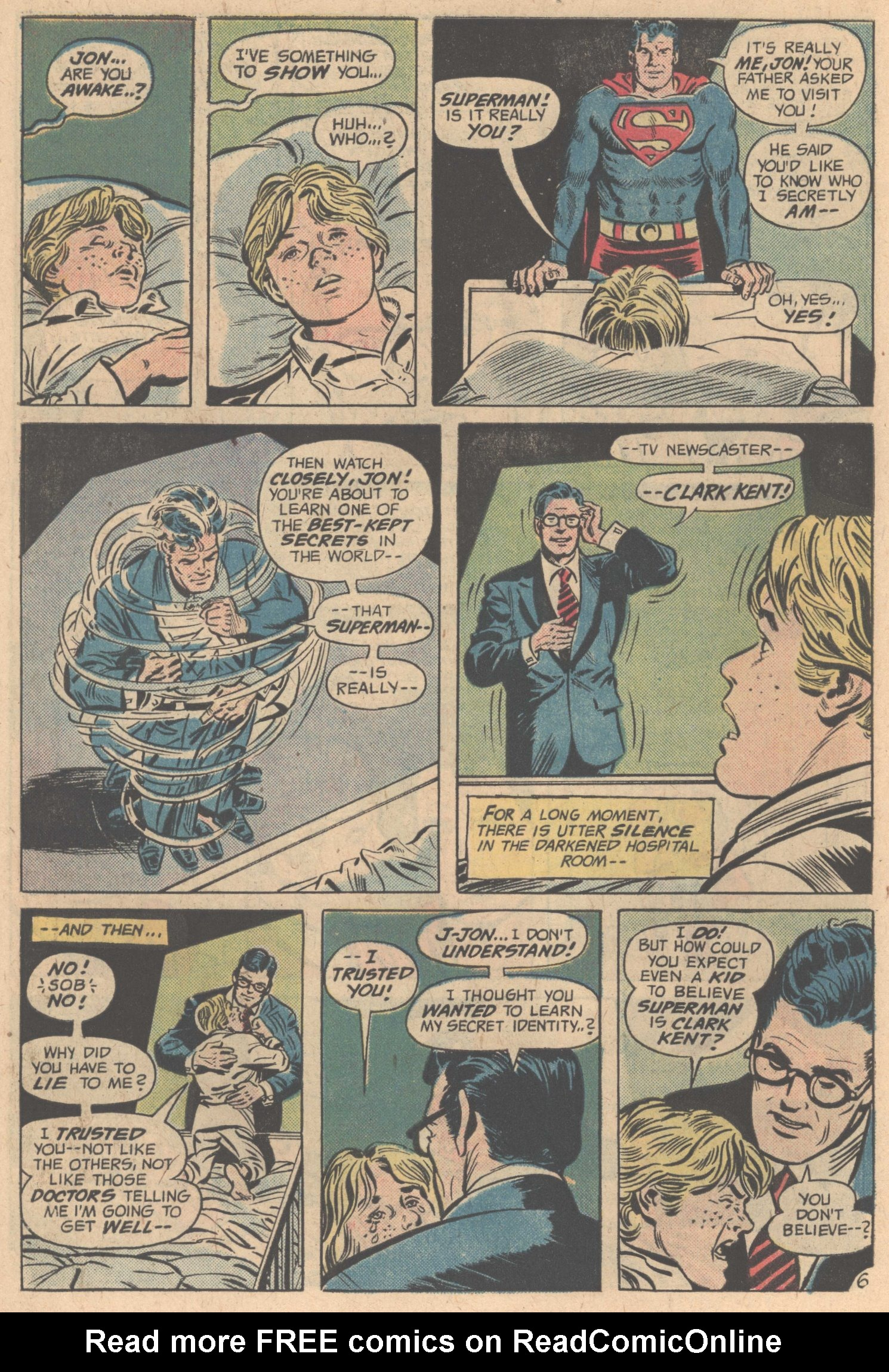 Read online Action Comics (1938) comic -  Issue #457 - 10